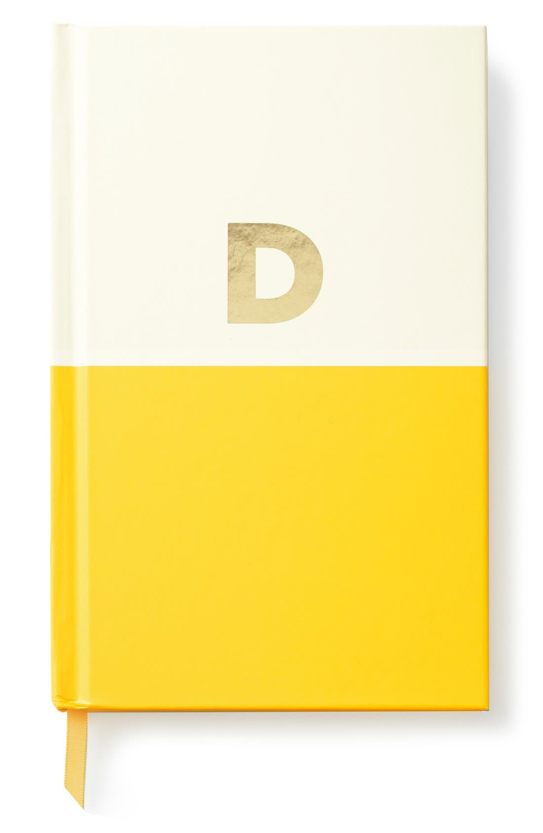 'dipped' personalized journal,                             Main thumbnail 13, color,