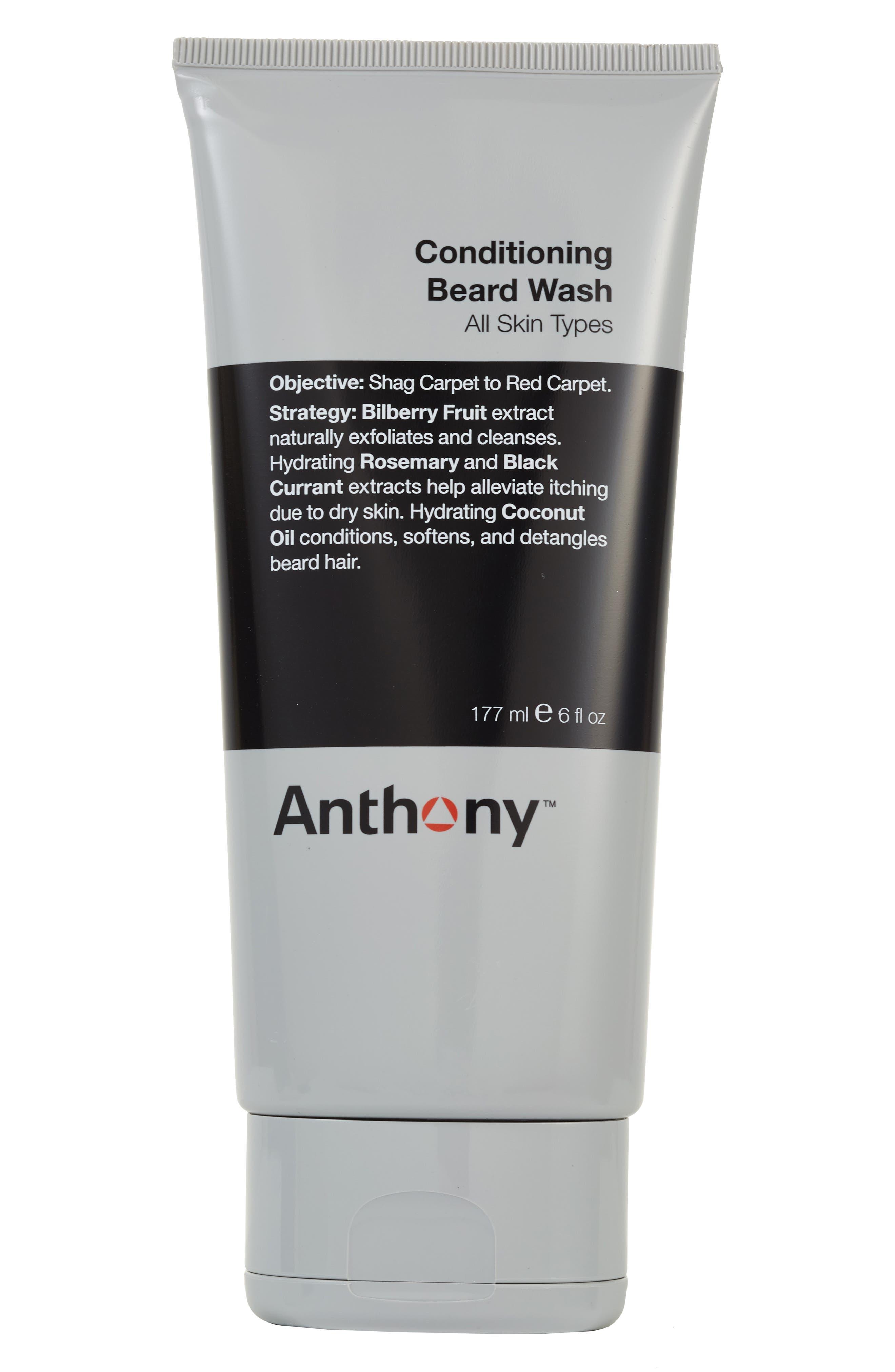 Conditioning Beard Wash,                             Main thumbnail 1, color,                             NO COLOR