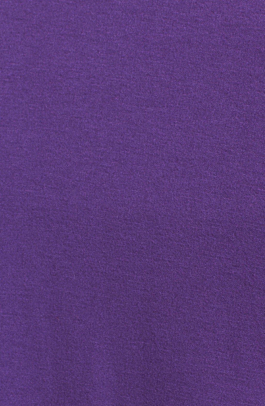One-Button Fleece Cardigan,                             Alternate thumbnail 128, color,