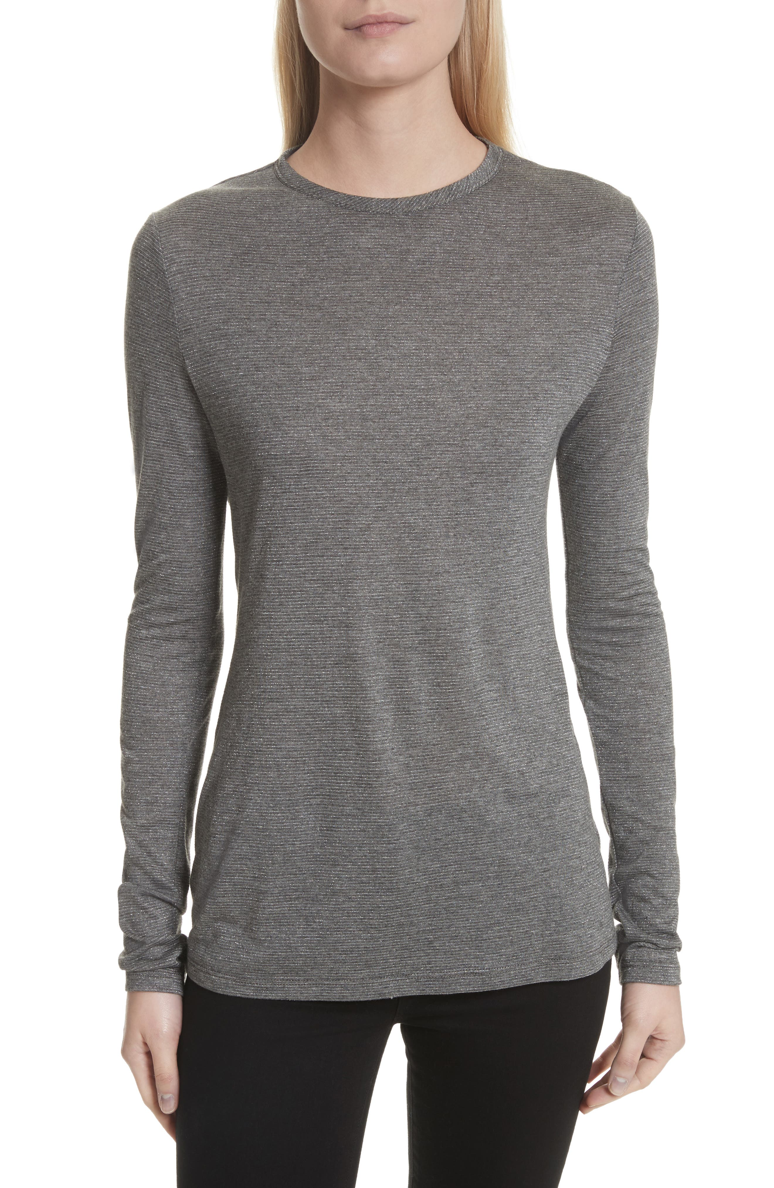 Cowl Back Tee,                         Main,                         color,