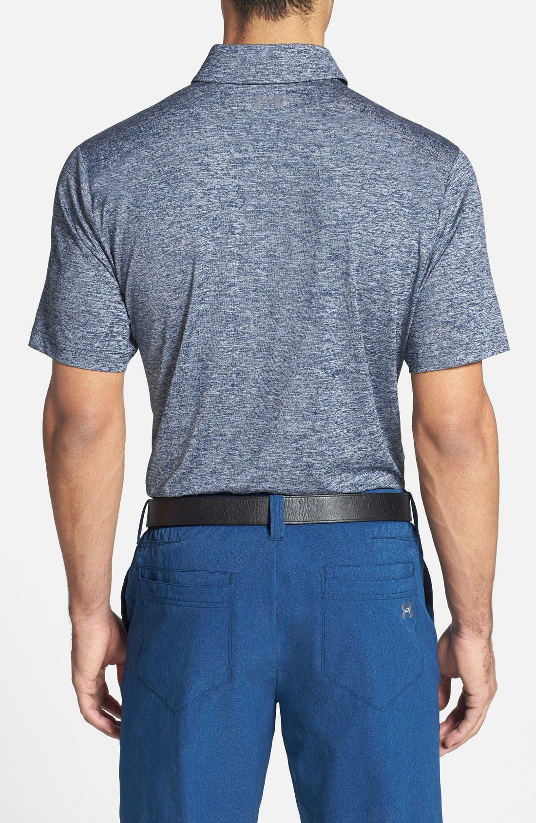 'Playoff' Loose Fit Short Sleeve Polo,                             Alternate thumbnail 87, color,