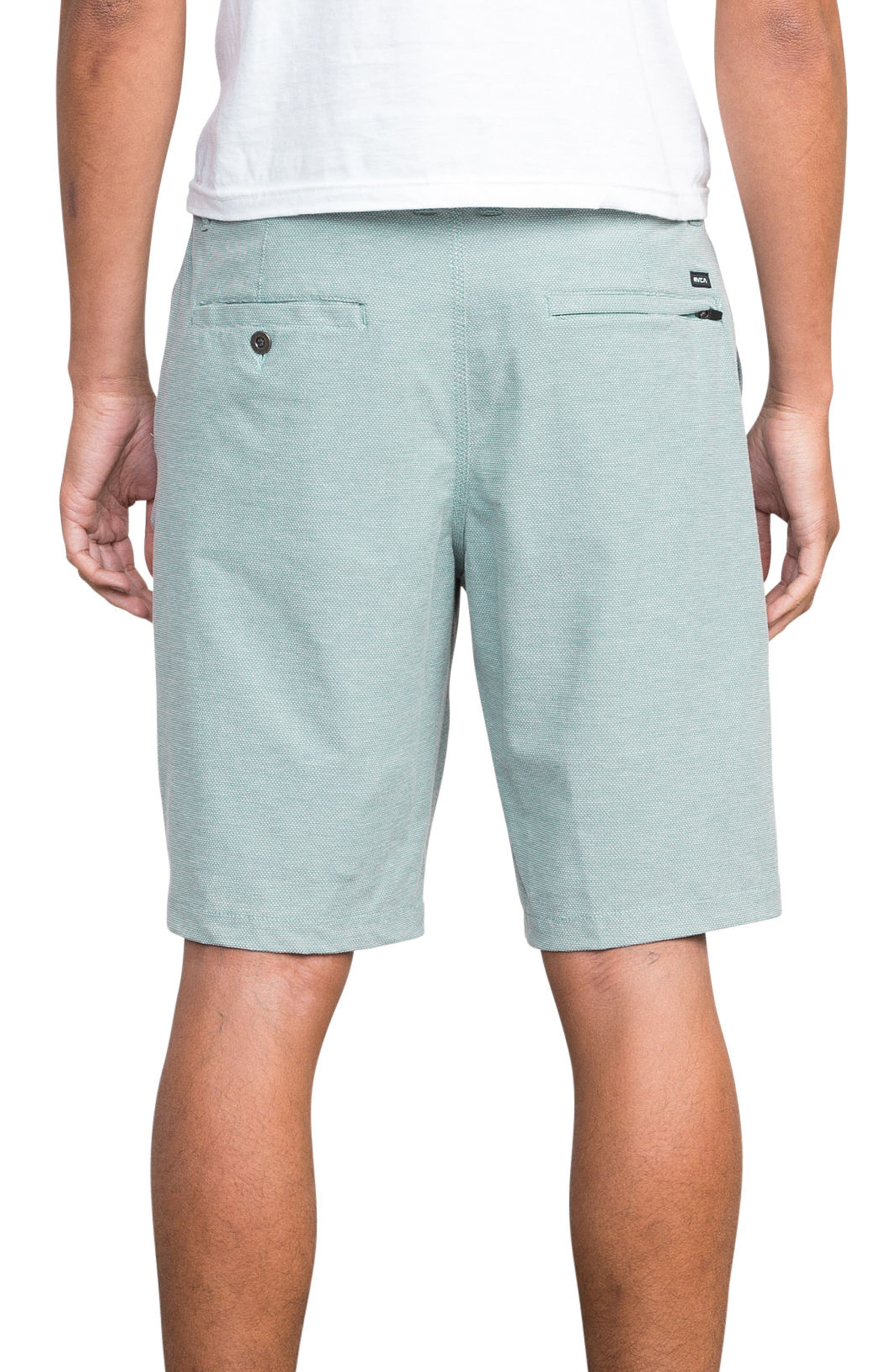 Holidaze Hybrid Shorts,                             Alternate thumbnail 2, color,                             PINE TREE