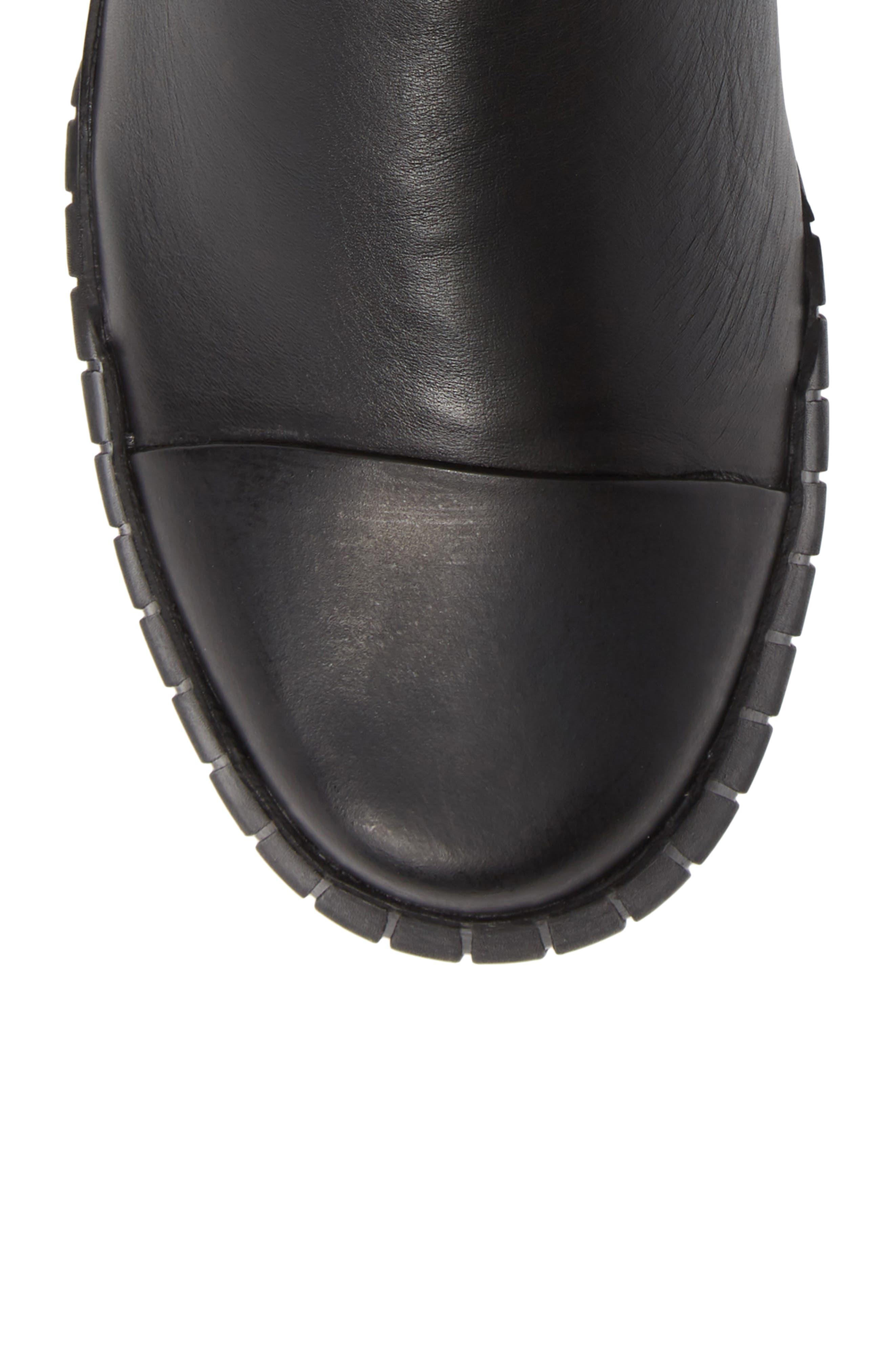 Brando Chelsea Boot,                             Alternate thumbnail 5, color,                             004