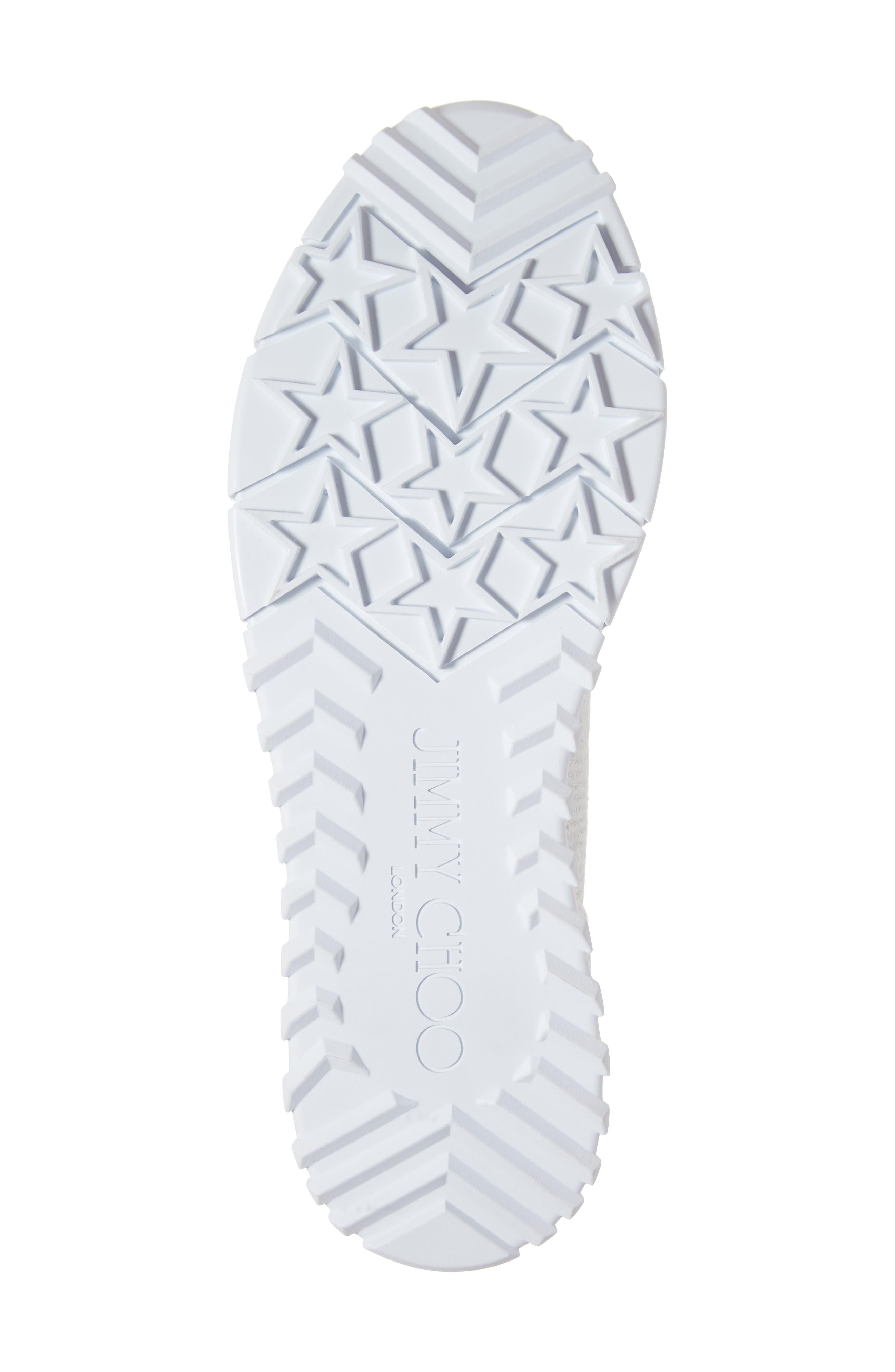 Norway Star Slip-On Sneaker,                             Alternate thumbnail 6, color,                             WHITE