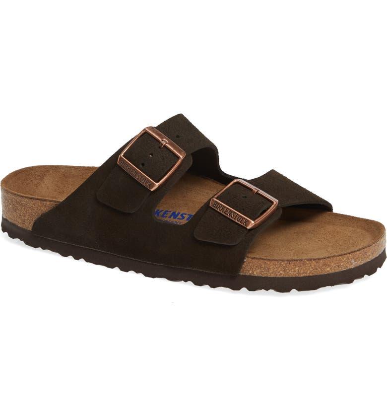 Birkenstock Arizona Soft Footbed Suede Sandal (Women) Great price