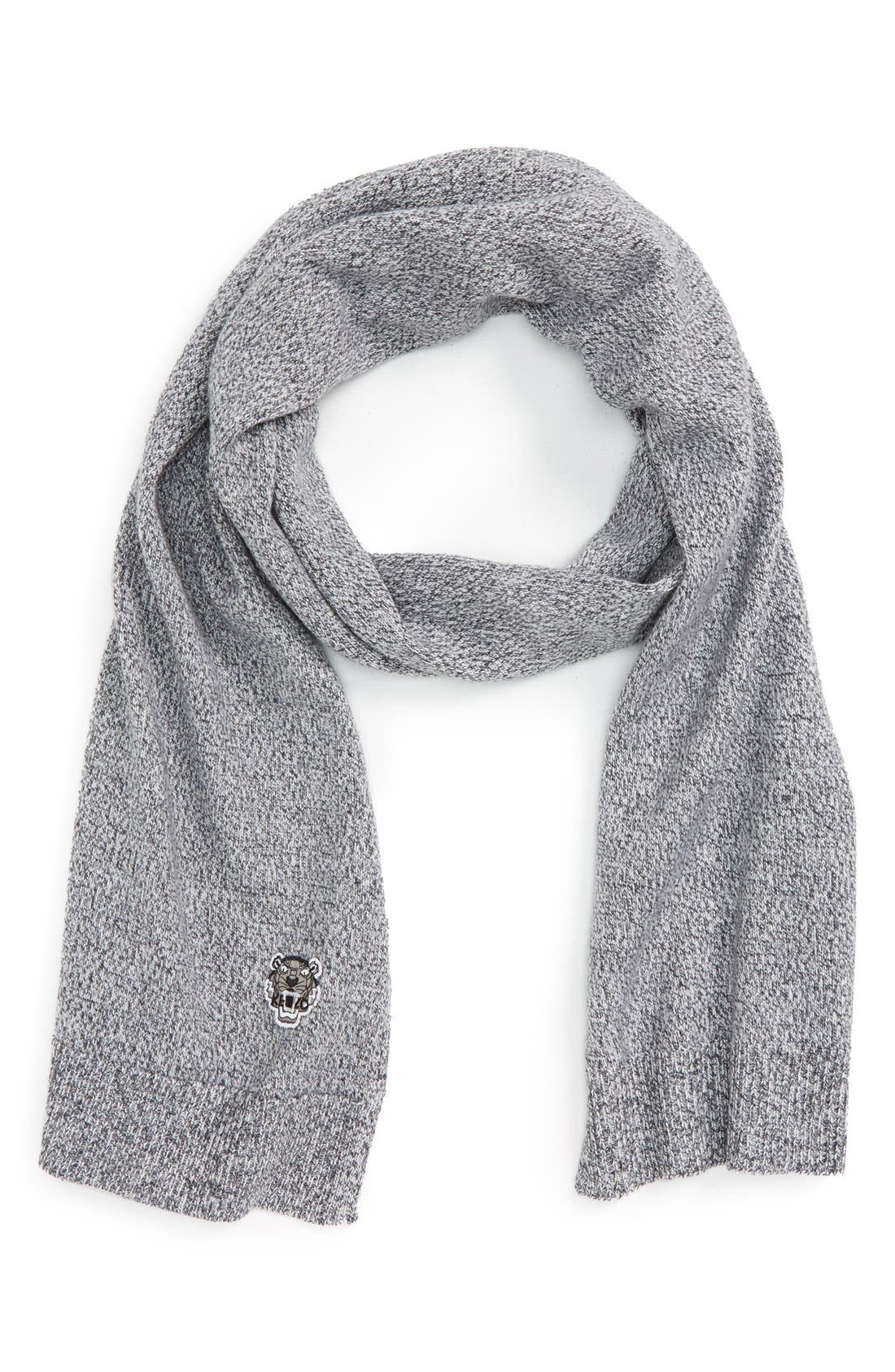 Wool Scarf, Main, color, 020
