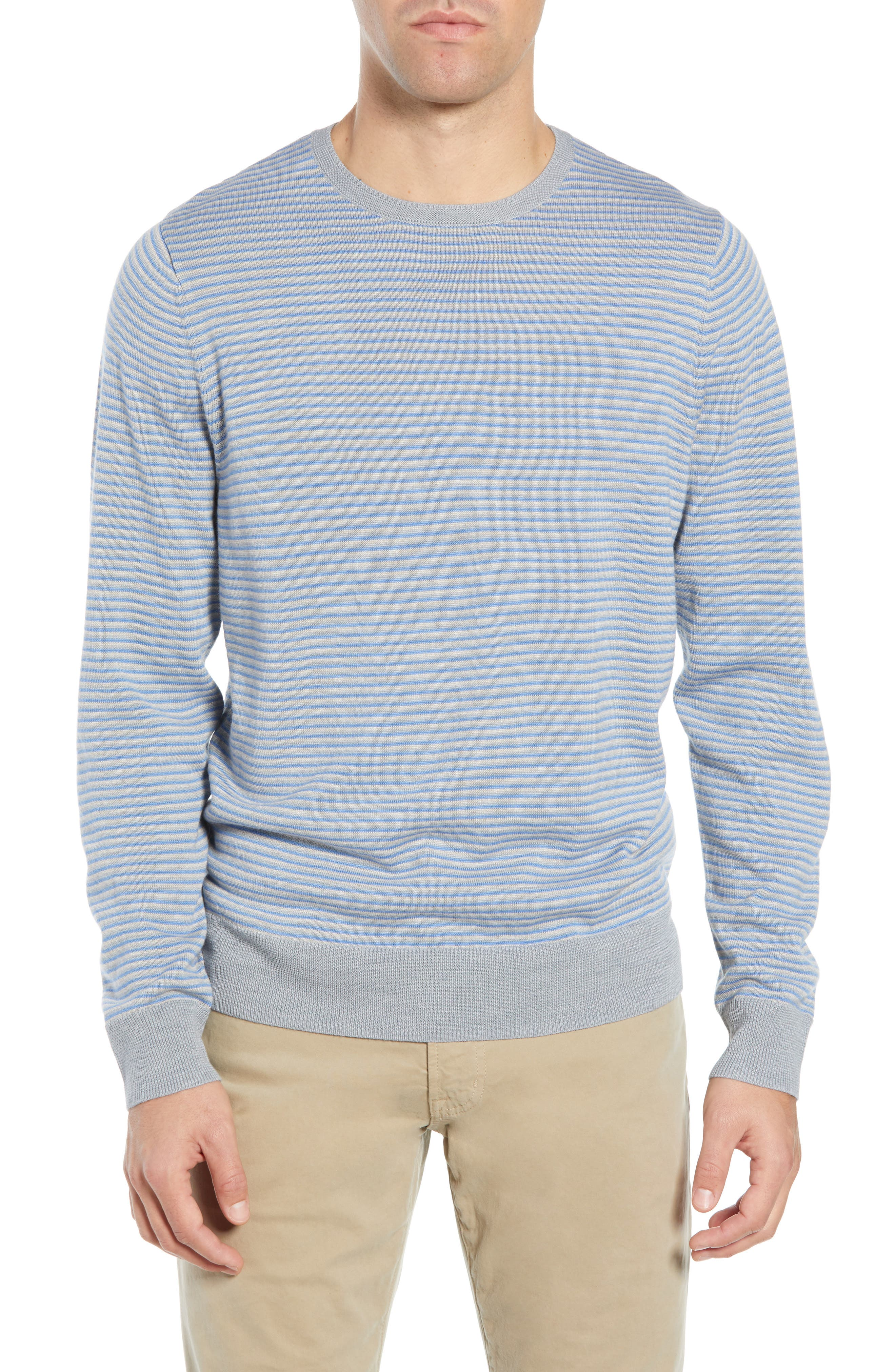 Nordstrom Shop Feeder Stripe Sweater