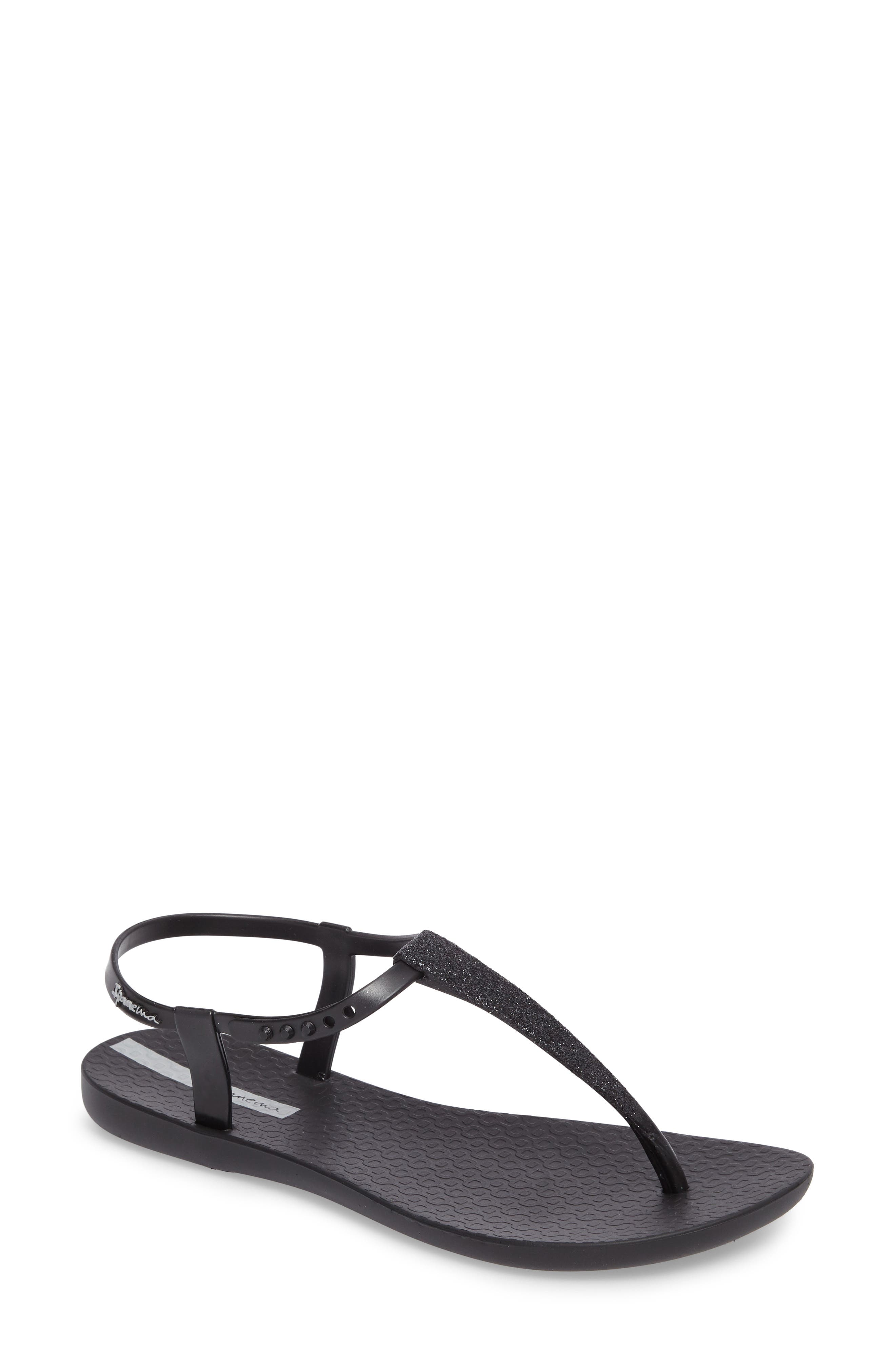 Shimmer Sandal,                         Main,                         color, 001