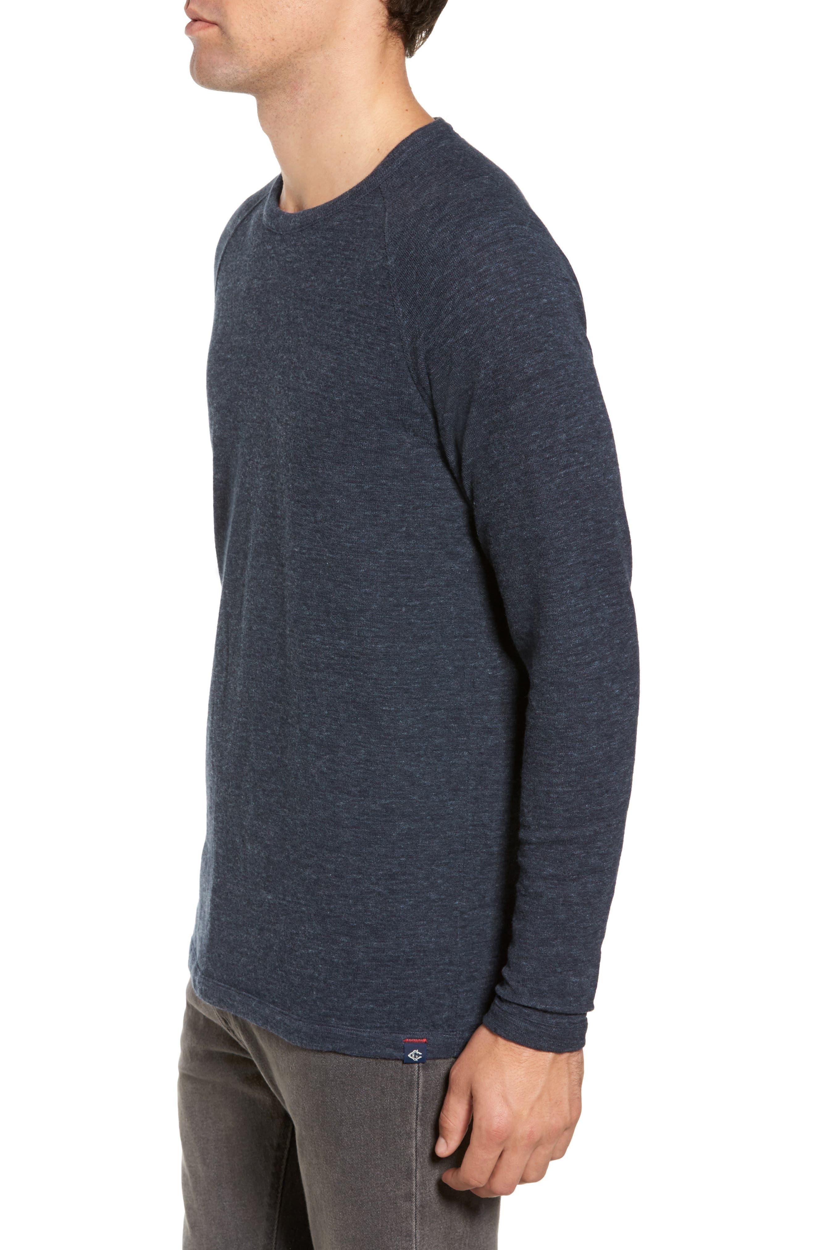 Jensen Double Cloth T-Shirt,                             Alternate thumbnail 3, color,                             411