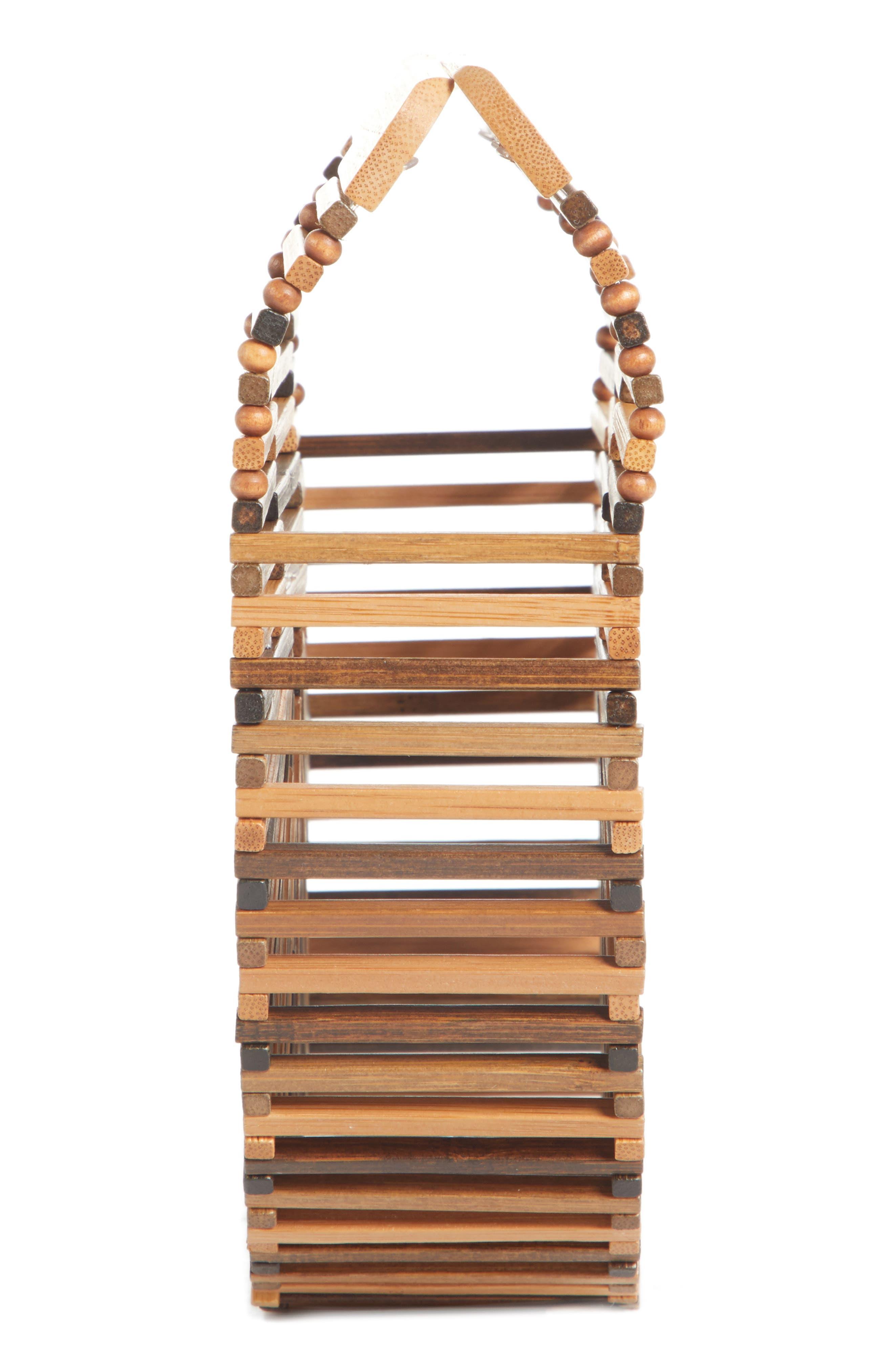 Mini Ark Handbag,                             Alternate thumbnail 5, color,                             MULTI