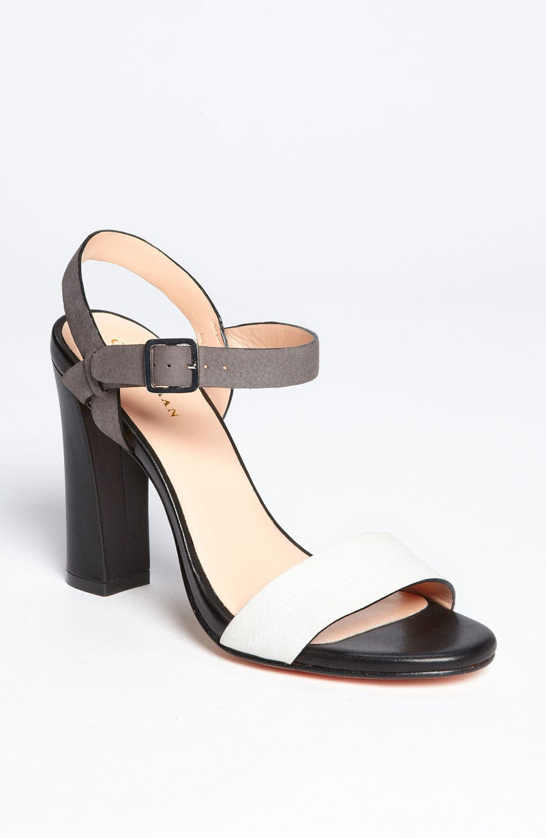 COLE HAAN,                             'Minetta' Sandal,                             Main thumbnail 1, color,                             020