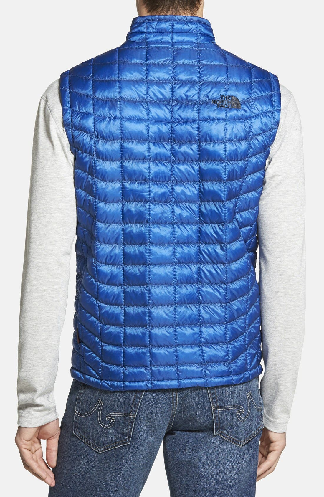 'ThermoBall<sup>™</sup>' Packable PrimaLoft<sup>®</sup> Vest,                             Alternate thumbnail 53, color,