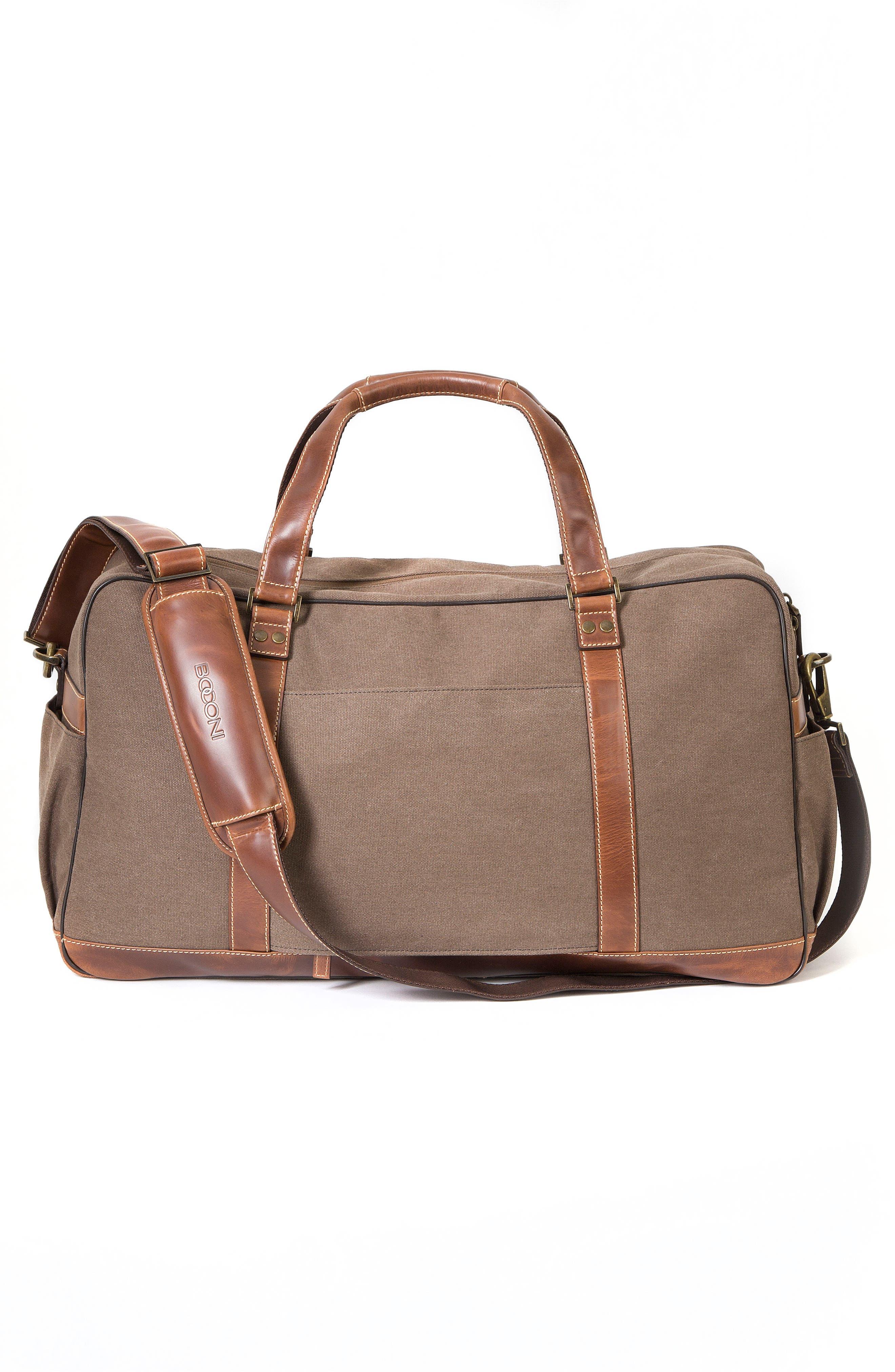 Bryant LTE Getaway Duffel Bag,                             Alternate thumbnail 4, color,