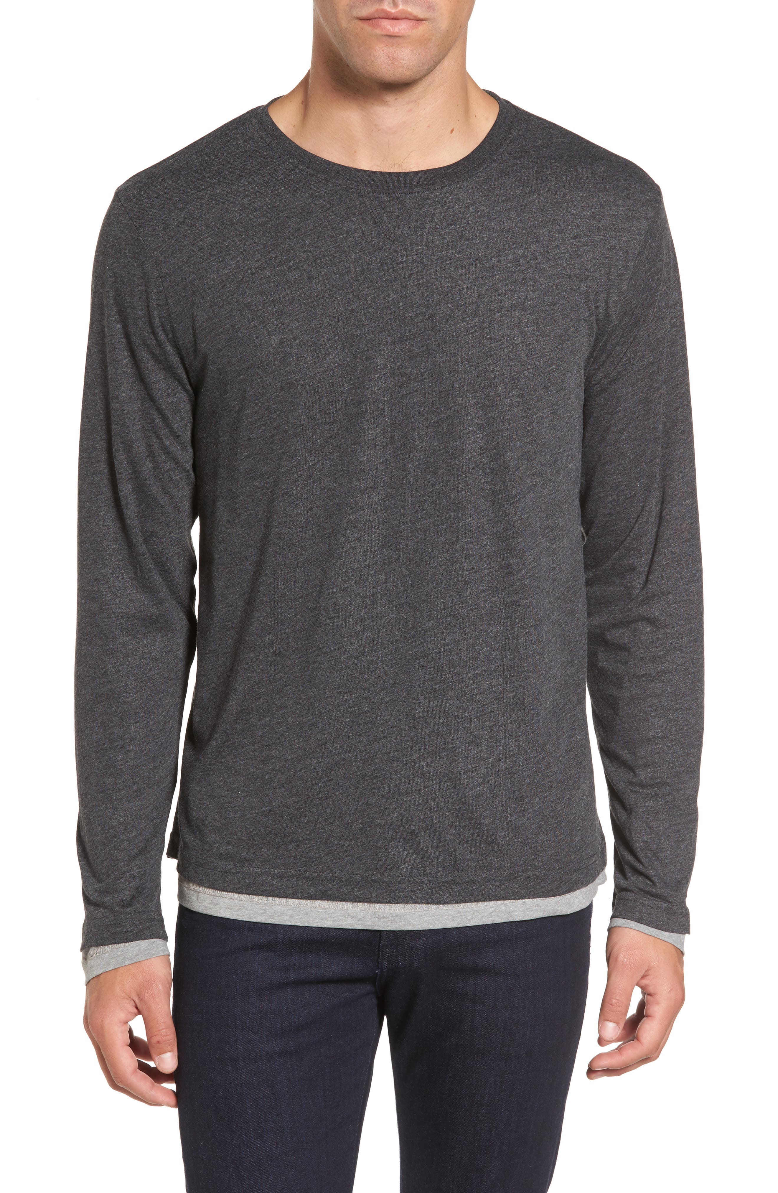 Reversible T-Shirt,                         Main,                         color, 012