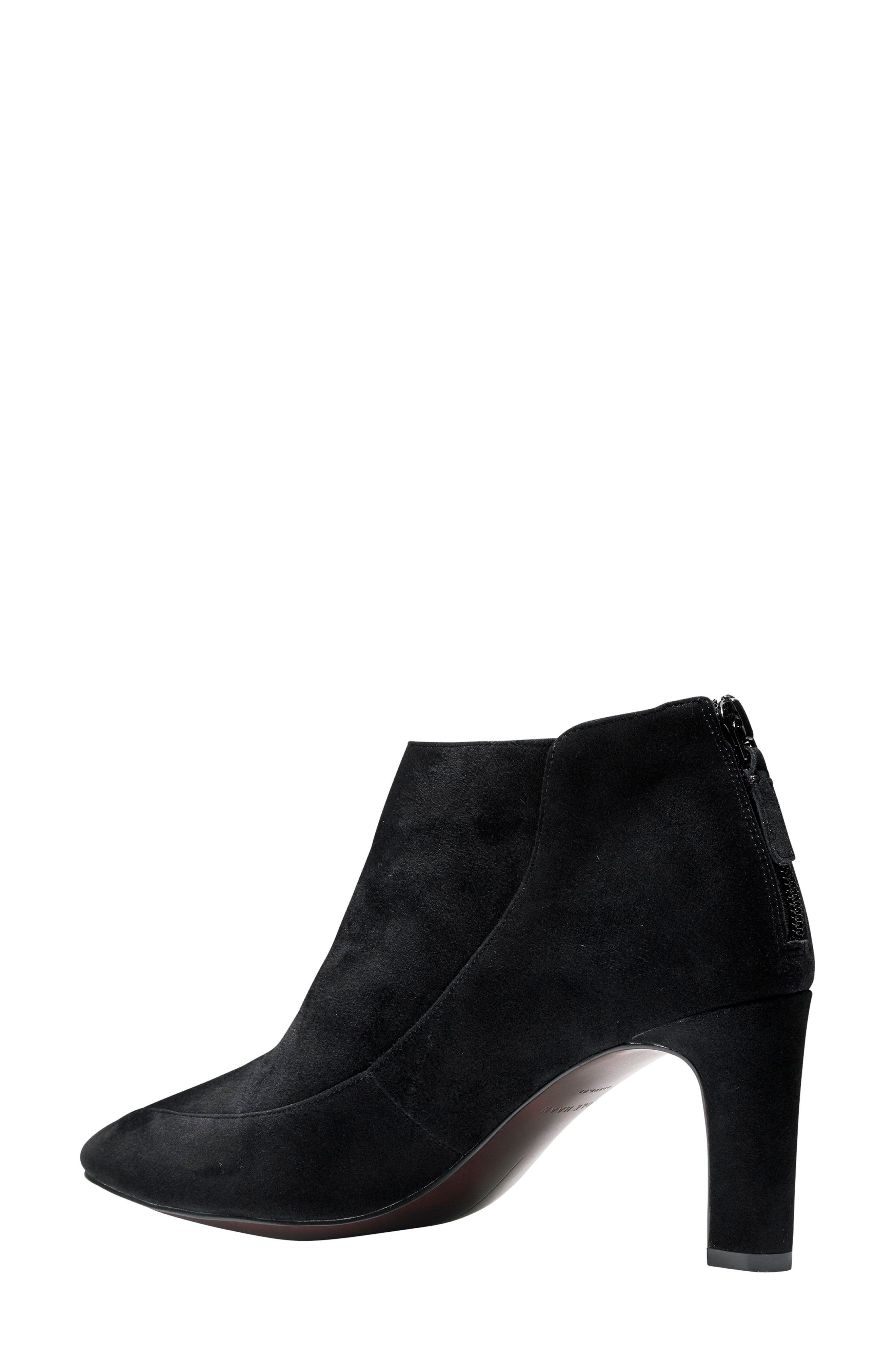 Arlean Pointy Toe Bootie,                             Alternate thumbnail 2, color,                             001