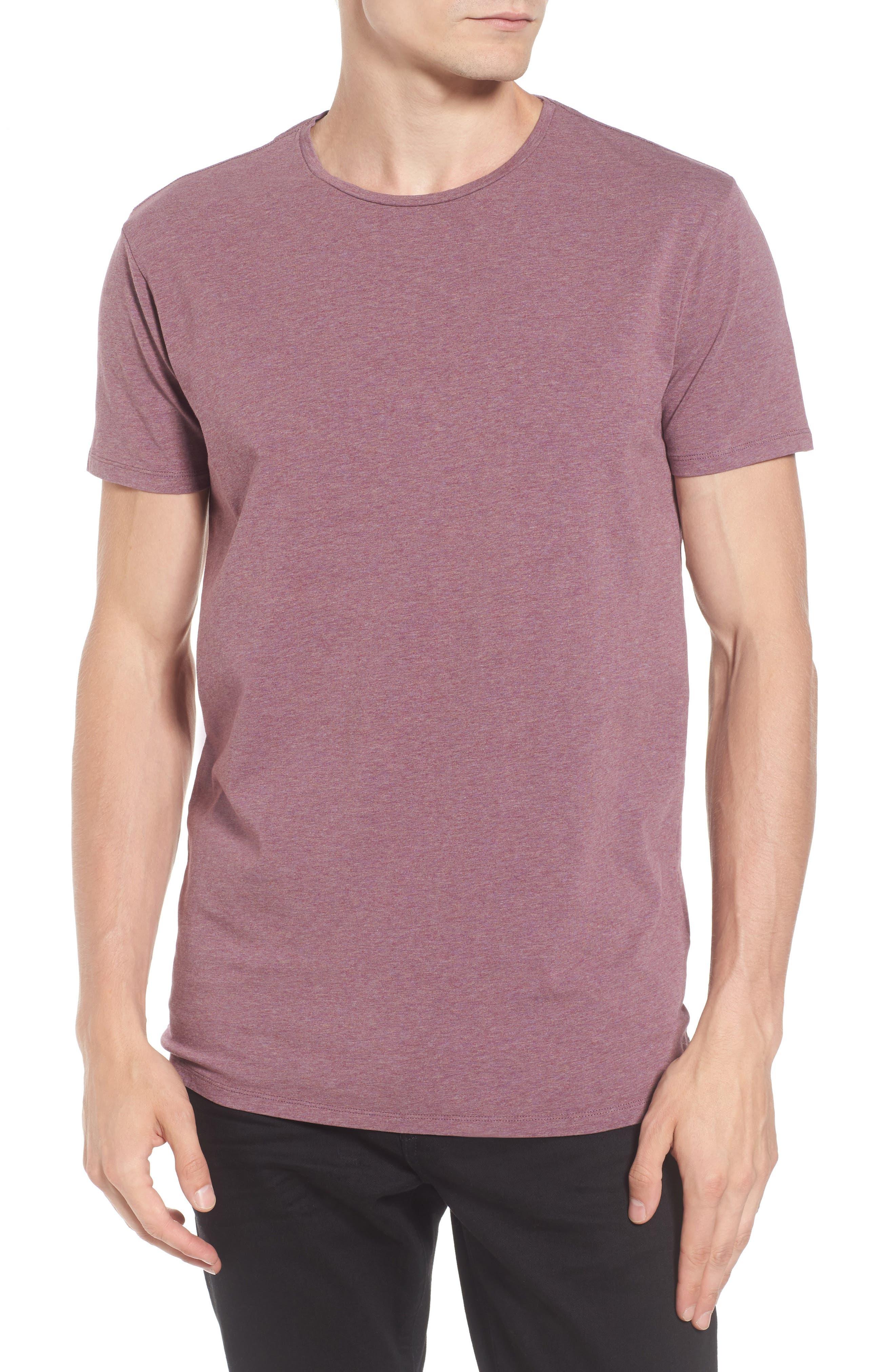 Classic Crewneck T-Shirt,                         Main,                         color, 500