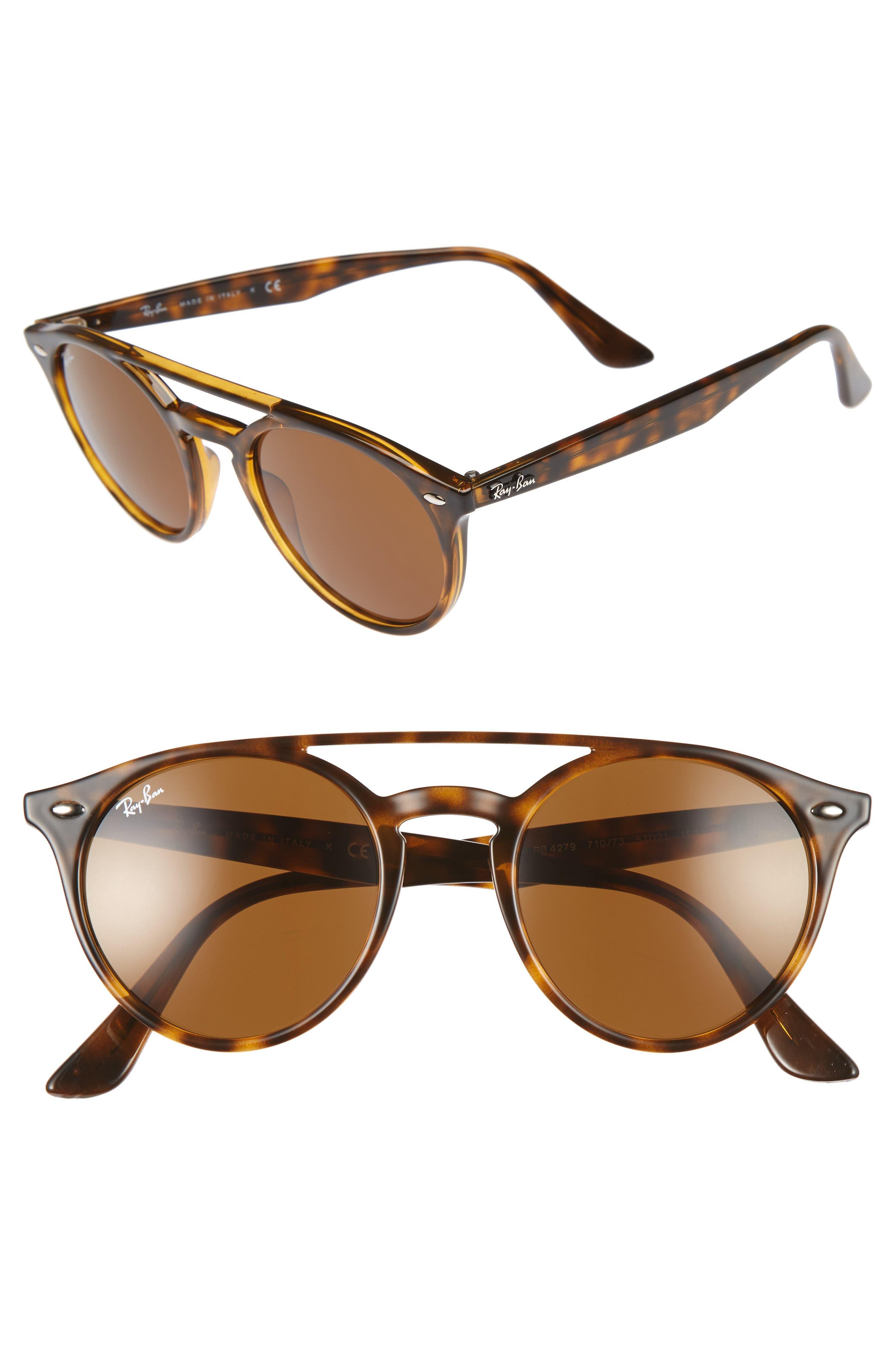 51mm Sunglasses,                         Main,                         color, 200
