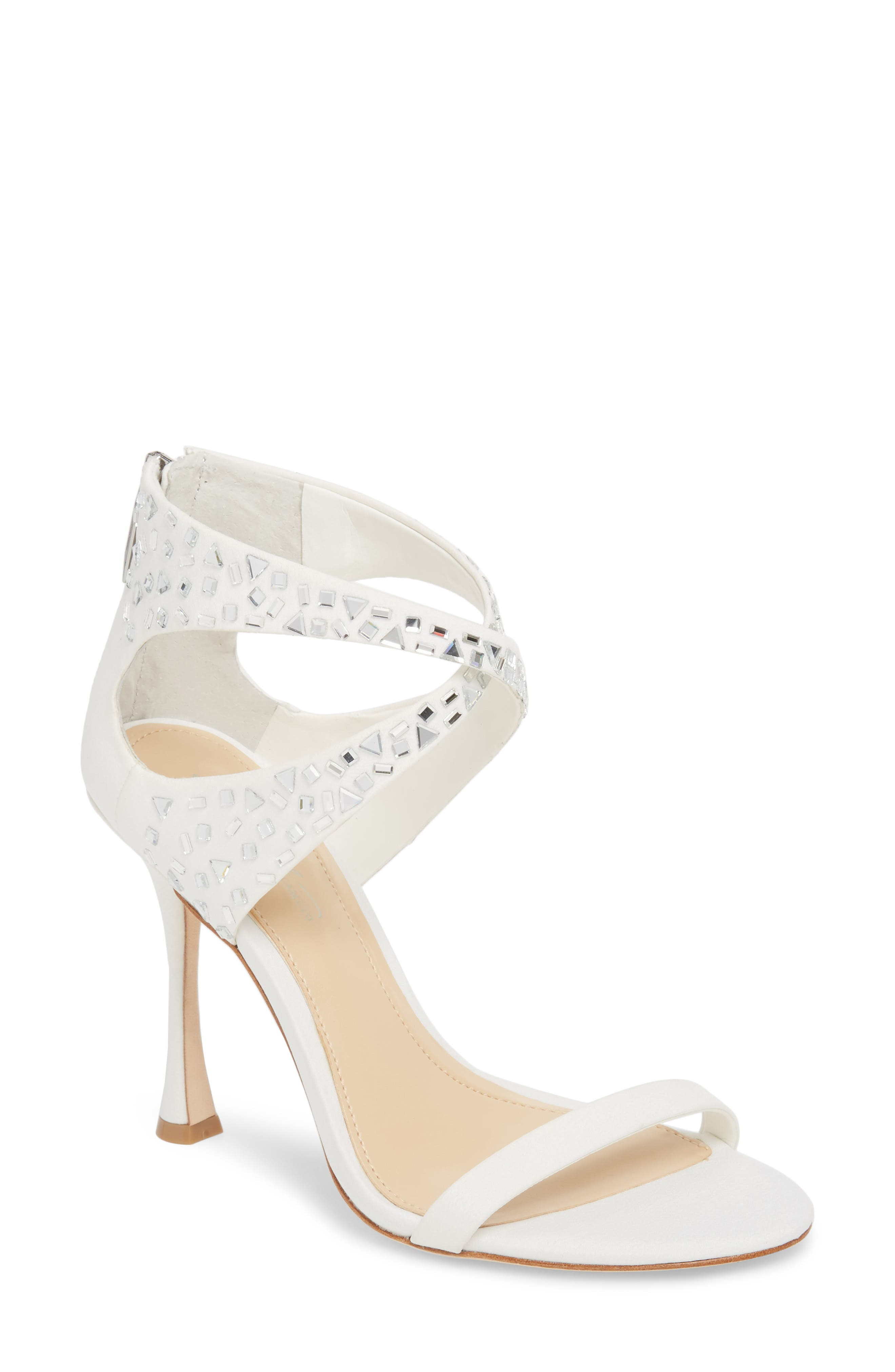 Imagine By Vince Camuto Ramel Sandal, White