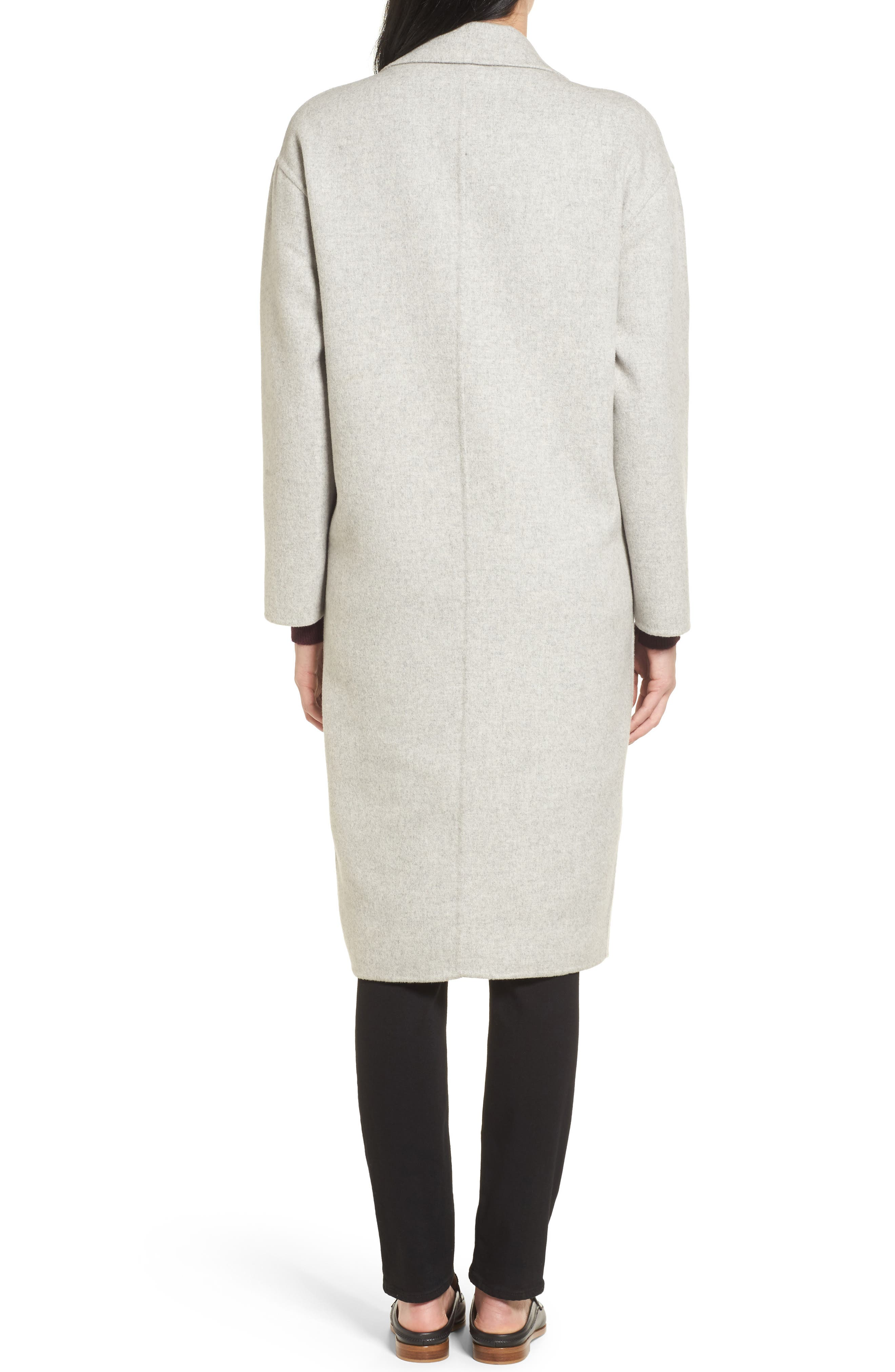 Clean Cocoon Peacoat,                             Alternate thumbnail 2, color,                             050