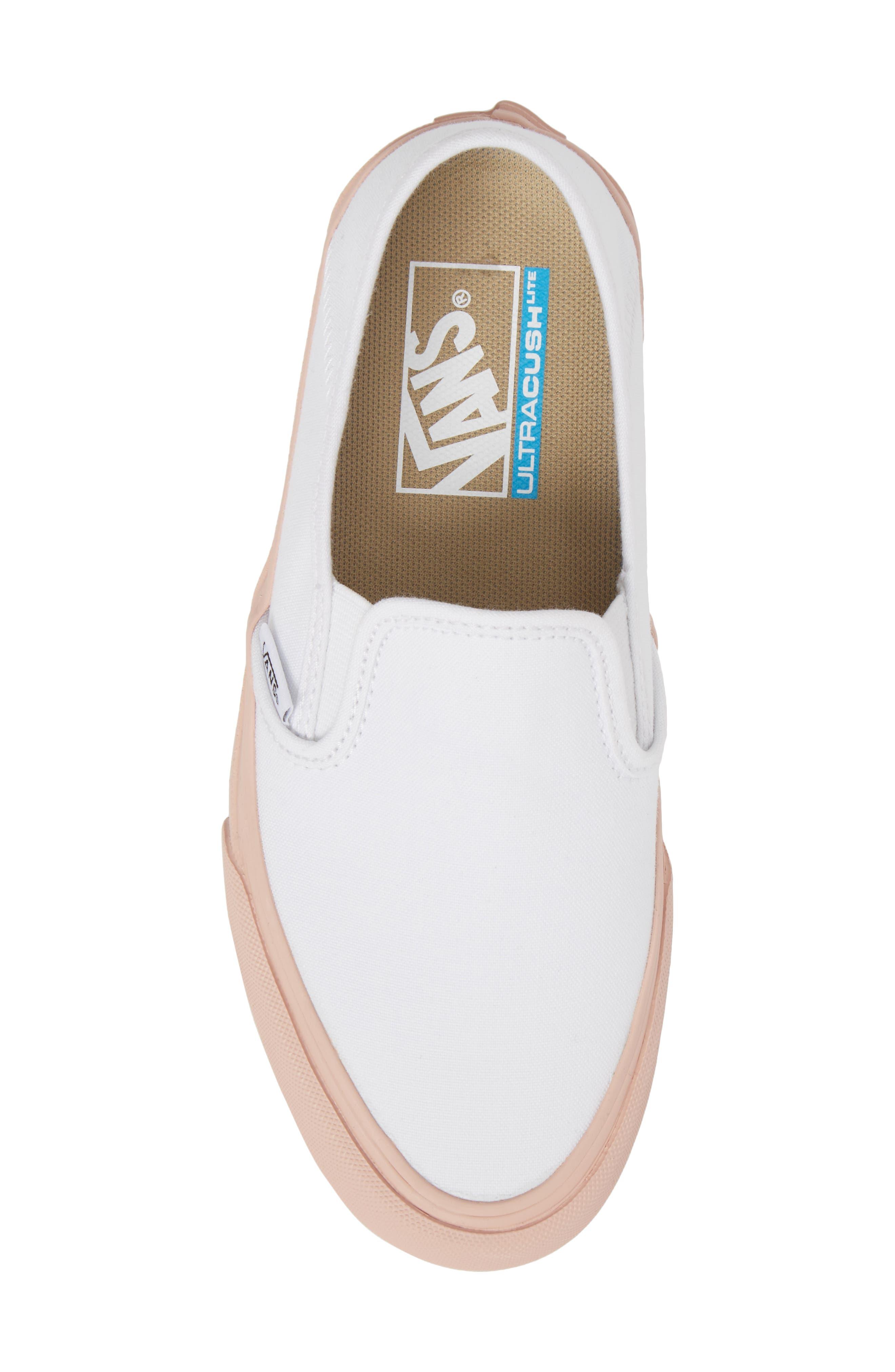 Classic Slip-On Sneaker,                             Alternate thumbnail 370, color,