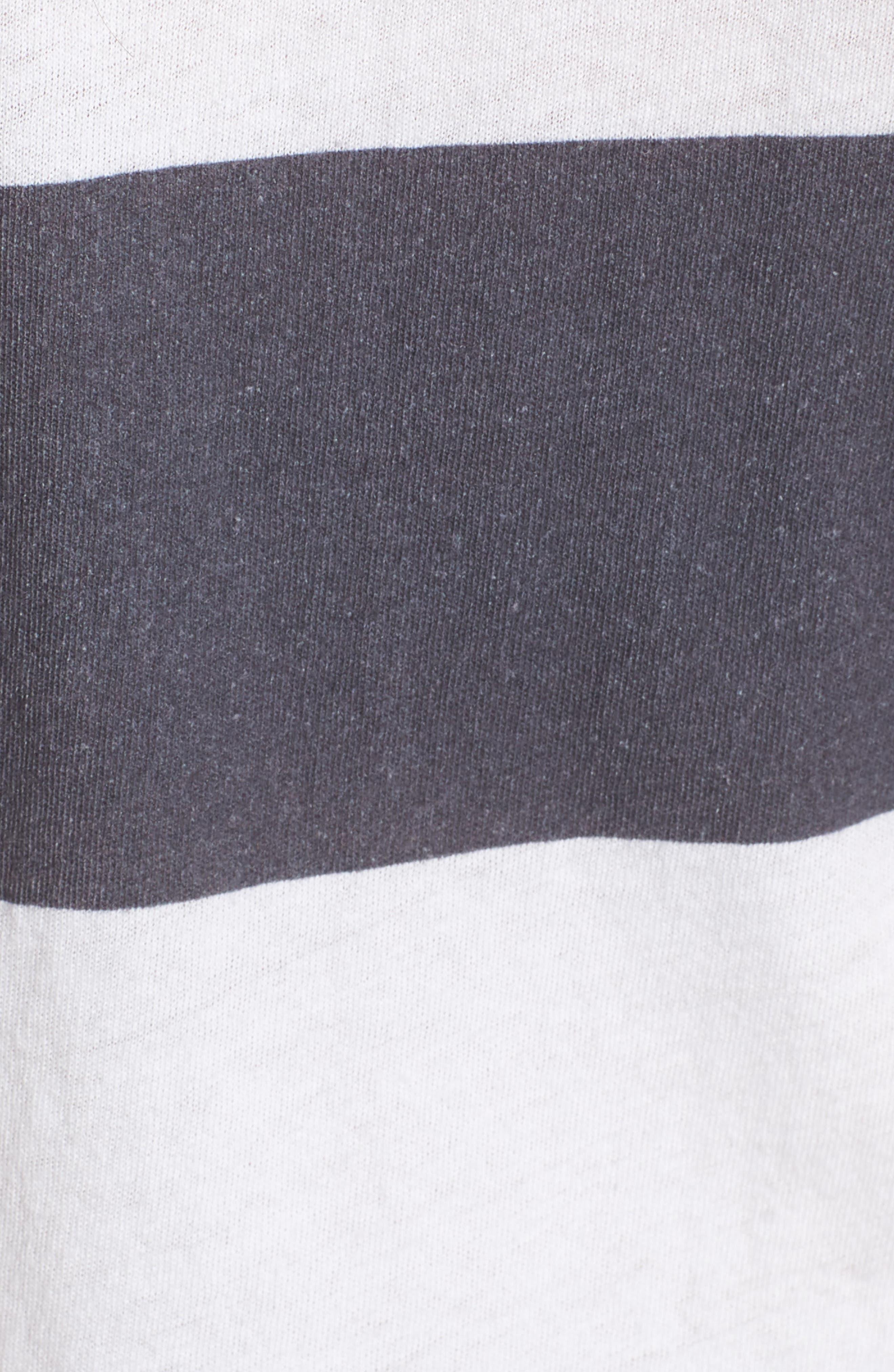 Stripe Long Layering Tank,                             Alternate thumbnail 6, color,                             020