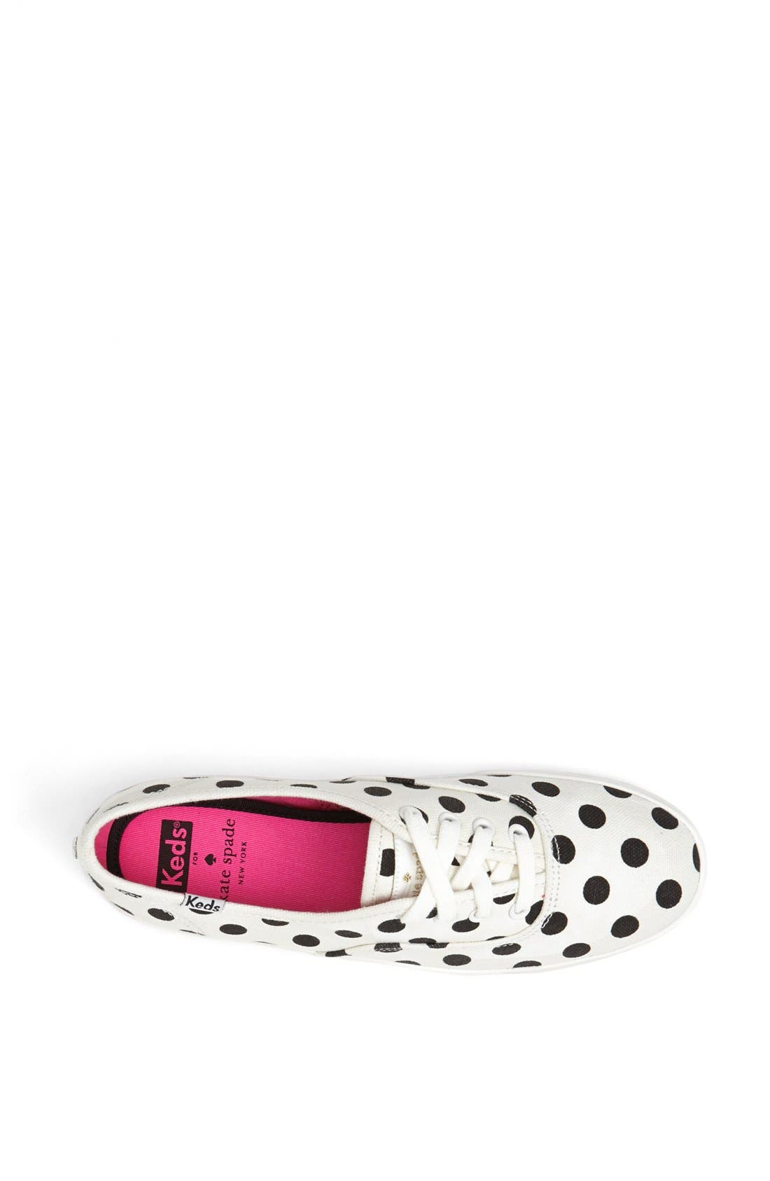 KEDS<SUP>®</SUP> FOR KATE SPADE NEW YORK,                             'kick' sneaker,                             Alternate thumbnail 4, color,                             900