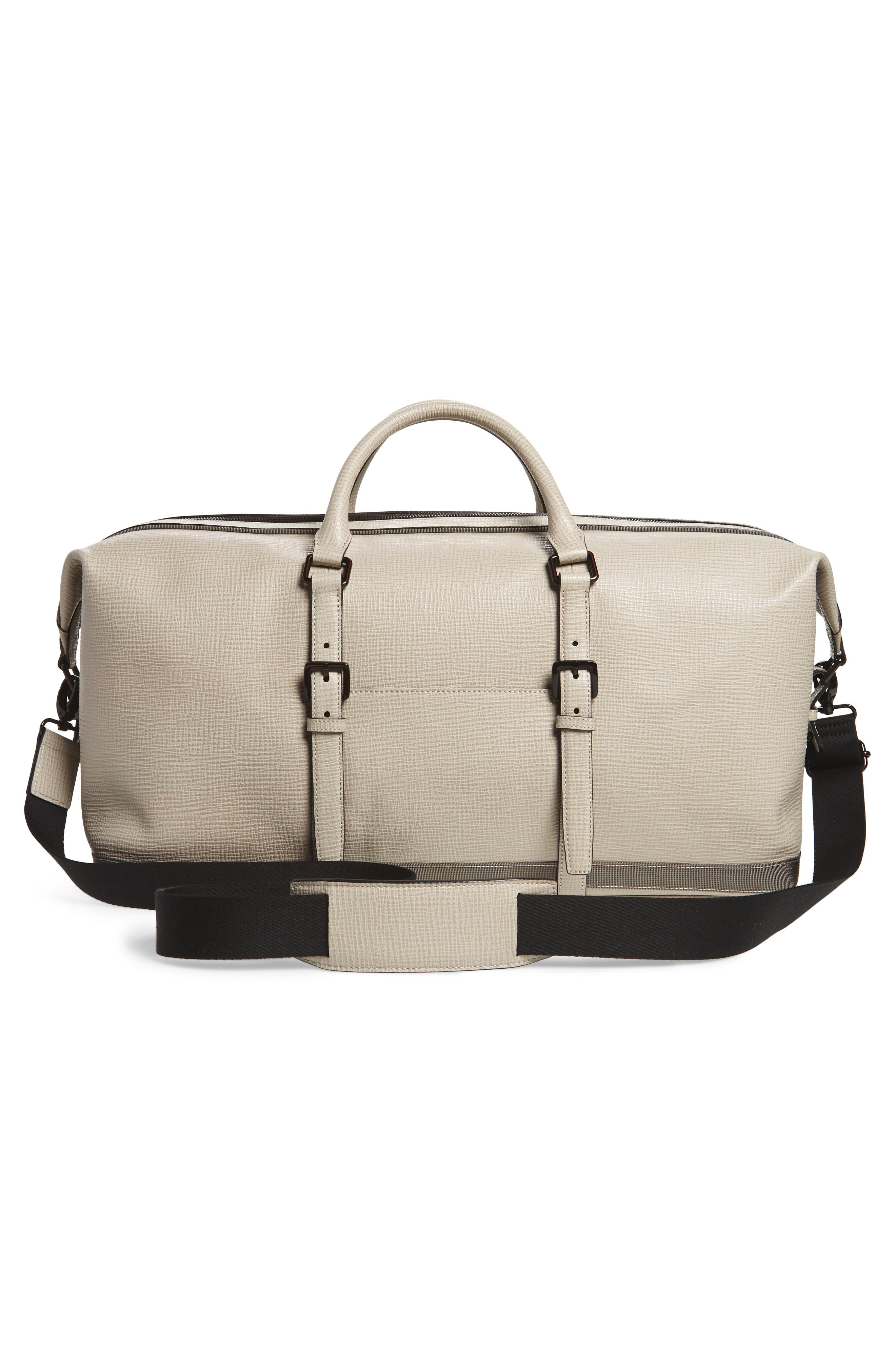 Ragmar Palmelato Holdall Duffel Bag,                             Alternate thumbnail 3, color,                             NATURAL