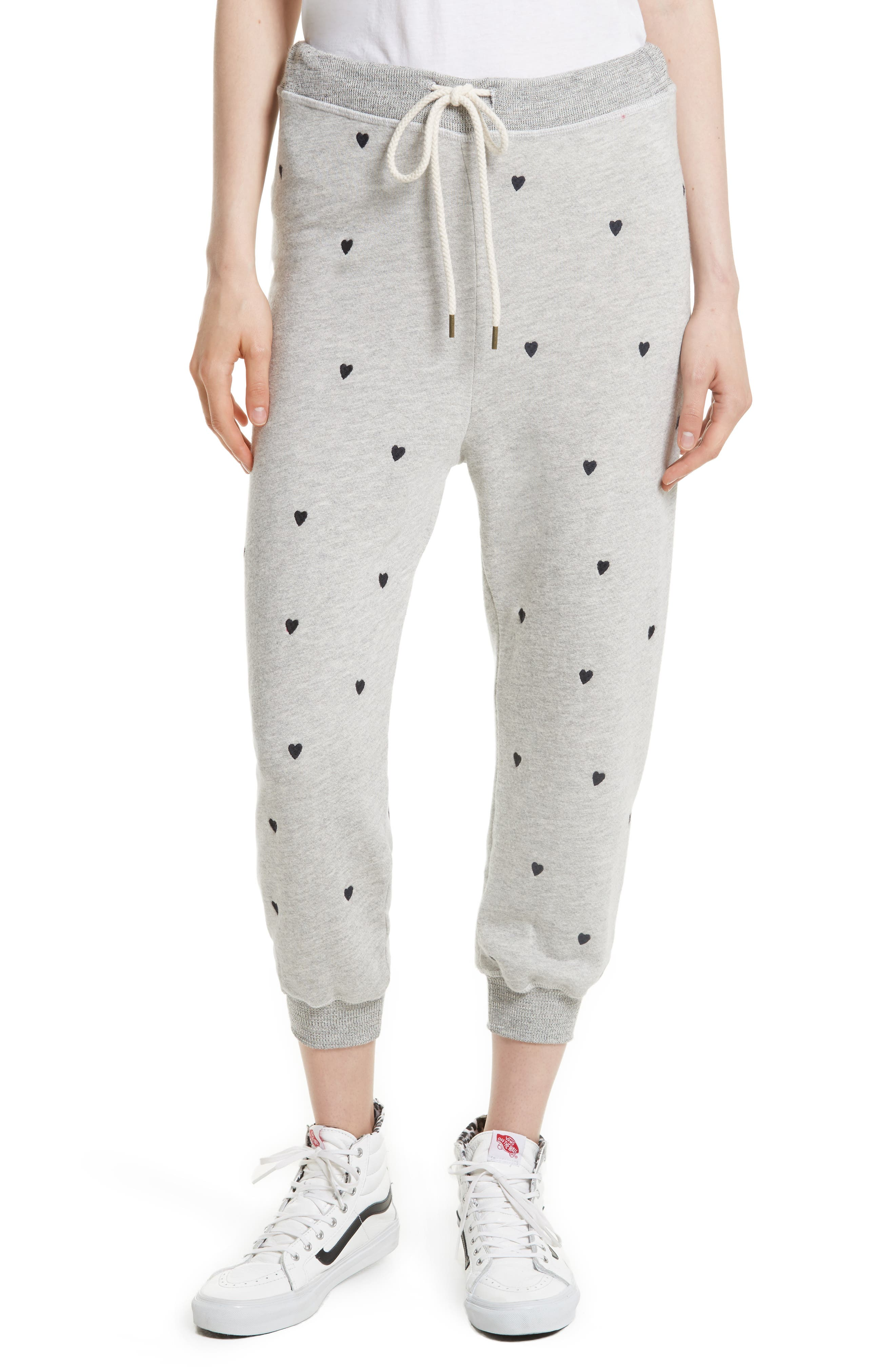 The Cropped Sweatpants,                             Main thumbnail 2, color,