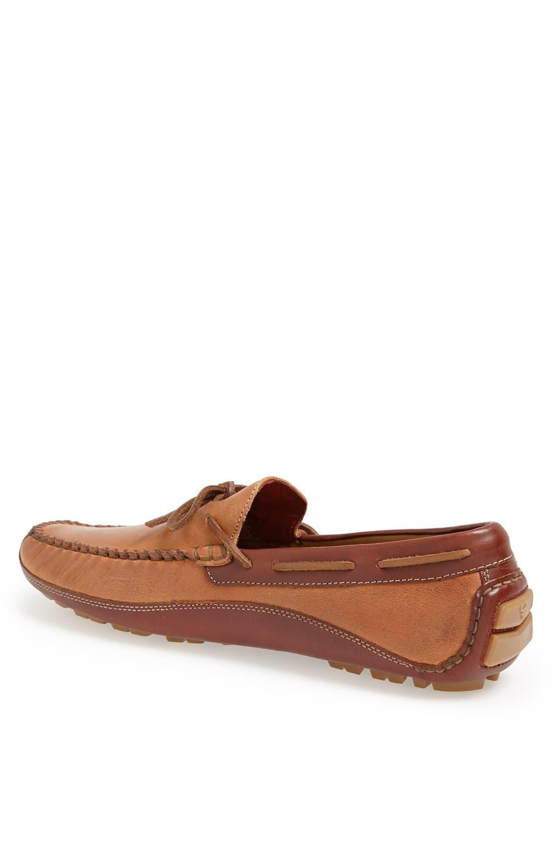 'Drake' Leather Driving Shoe,                             Alternate thumbnail 53, color,