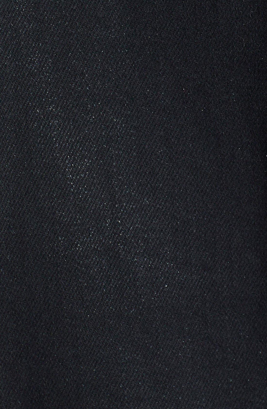 'Cynic' Moto Jacket,                             Alternate thumbnail 5, color,                             001