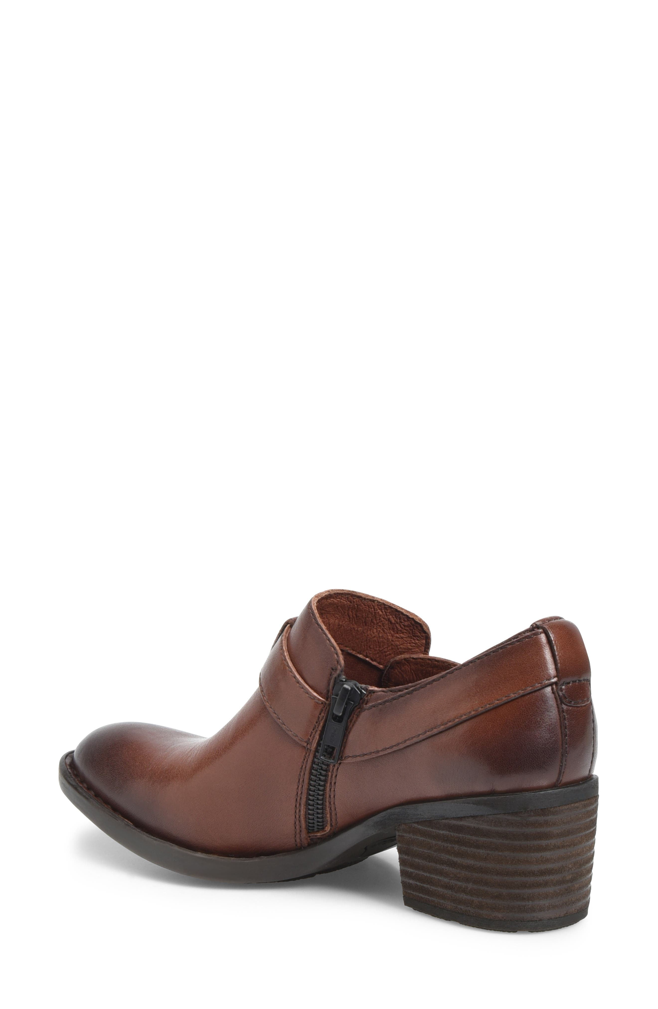 Timmons Bootie,                             Alternate thumbnail 2, color,                             BROWN LEATHER