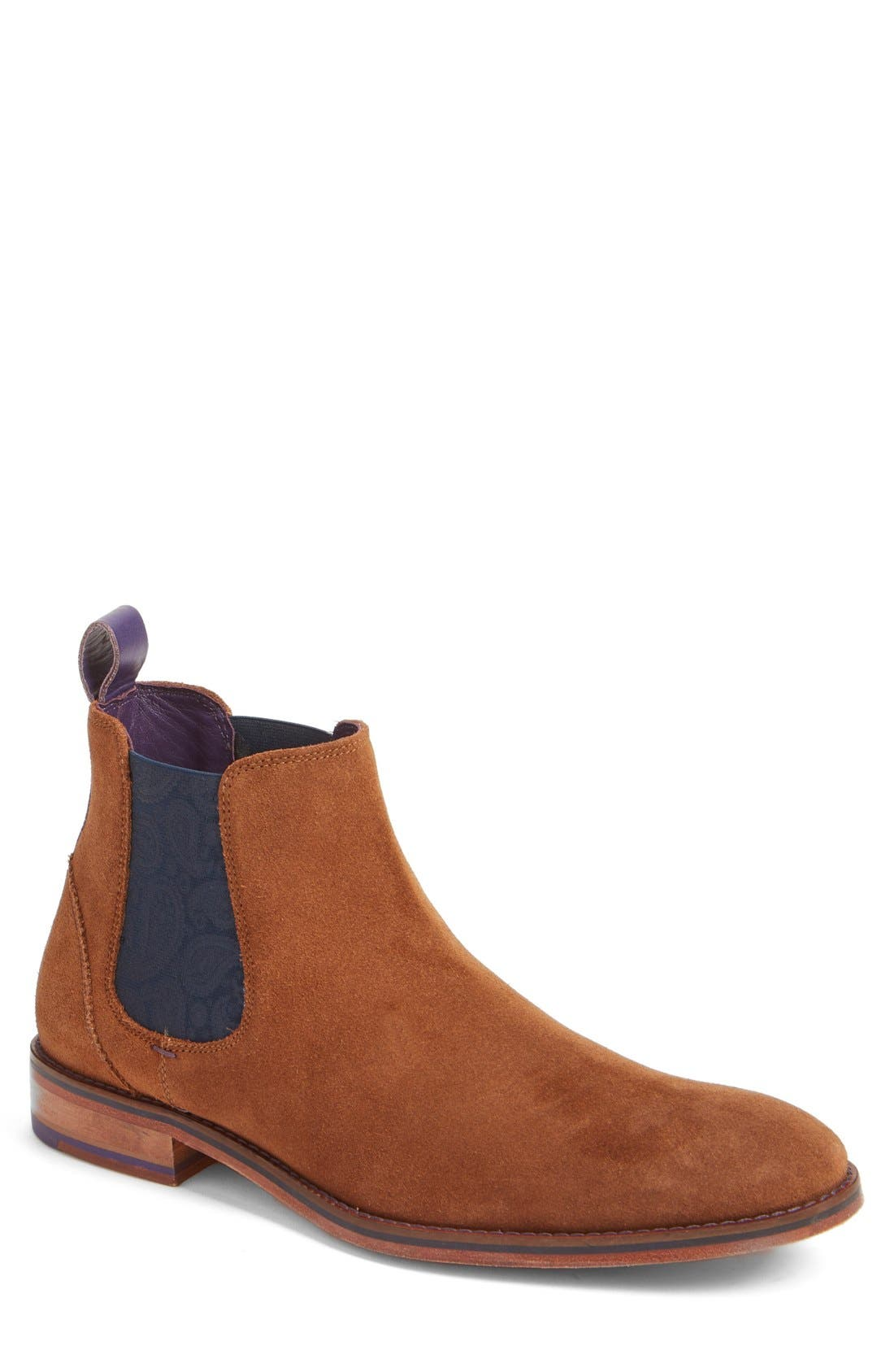 'Camroon 4' Chelsea Boot,                             Main thumbnail 5, color,