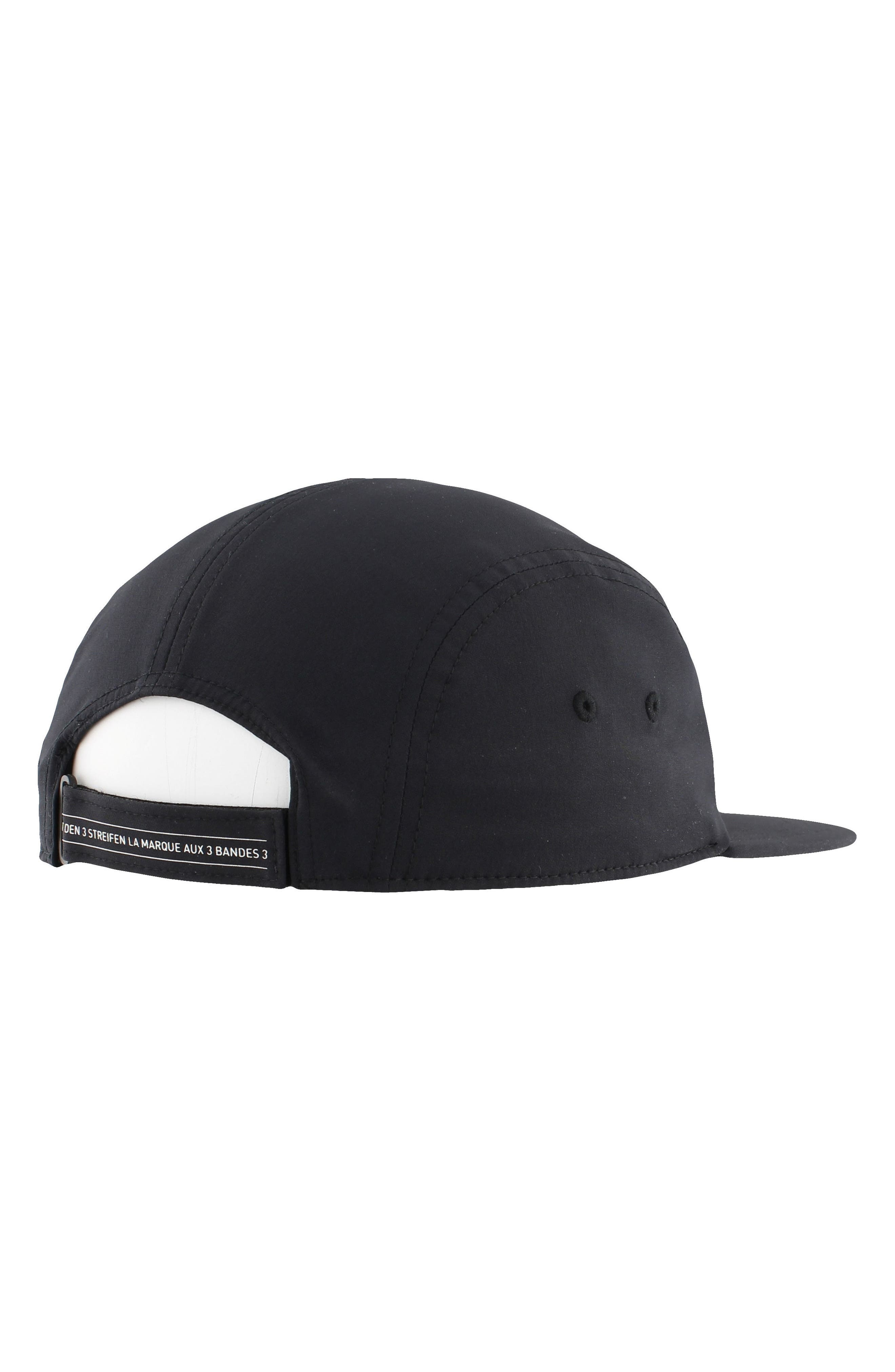 NMD Five-Panel Cap,                             Alternate thumbnail 2, color,                             001