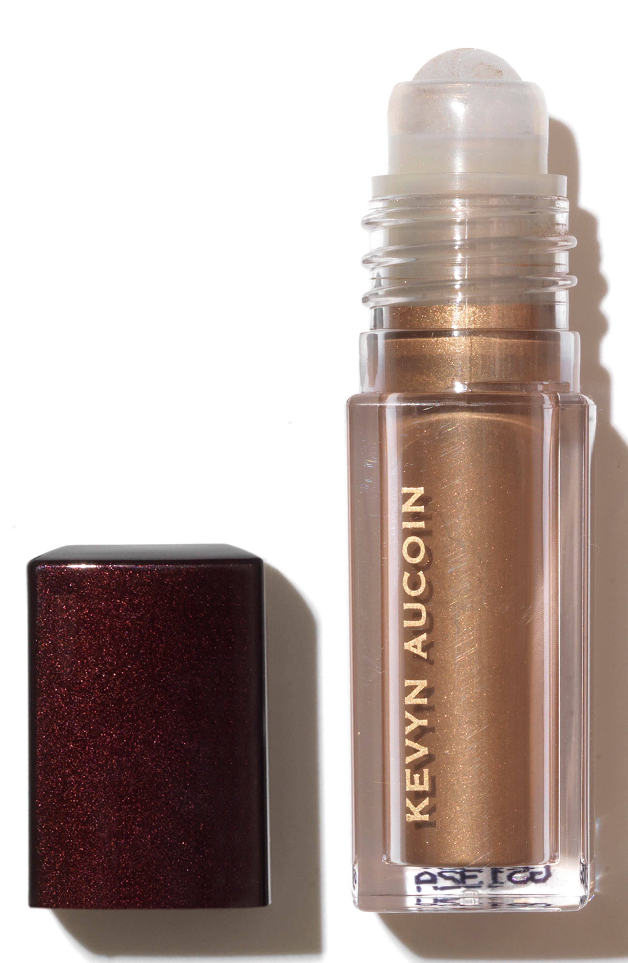 SPACE.NK.apothecary Kevyn Aucoin Beauty The Loose Shimmer Eyeshadow,                             Alternate thumbnail 2, color,                             TOPAZ