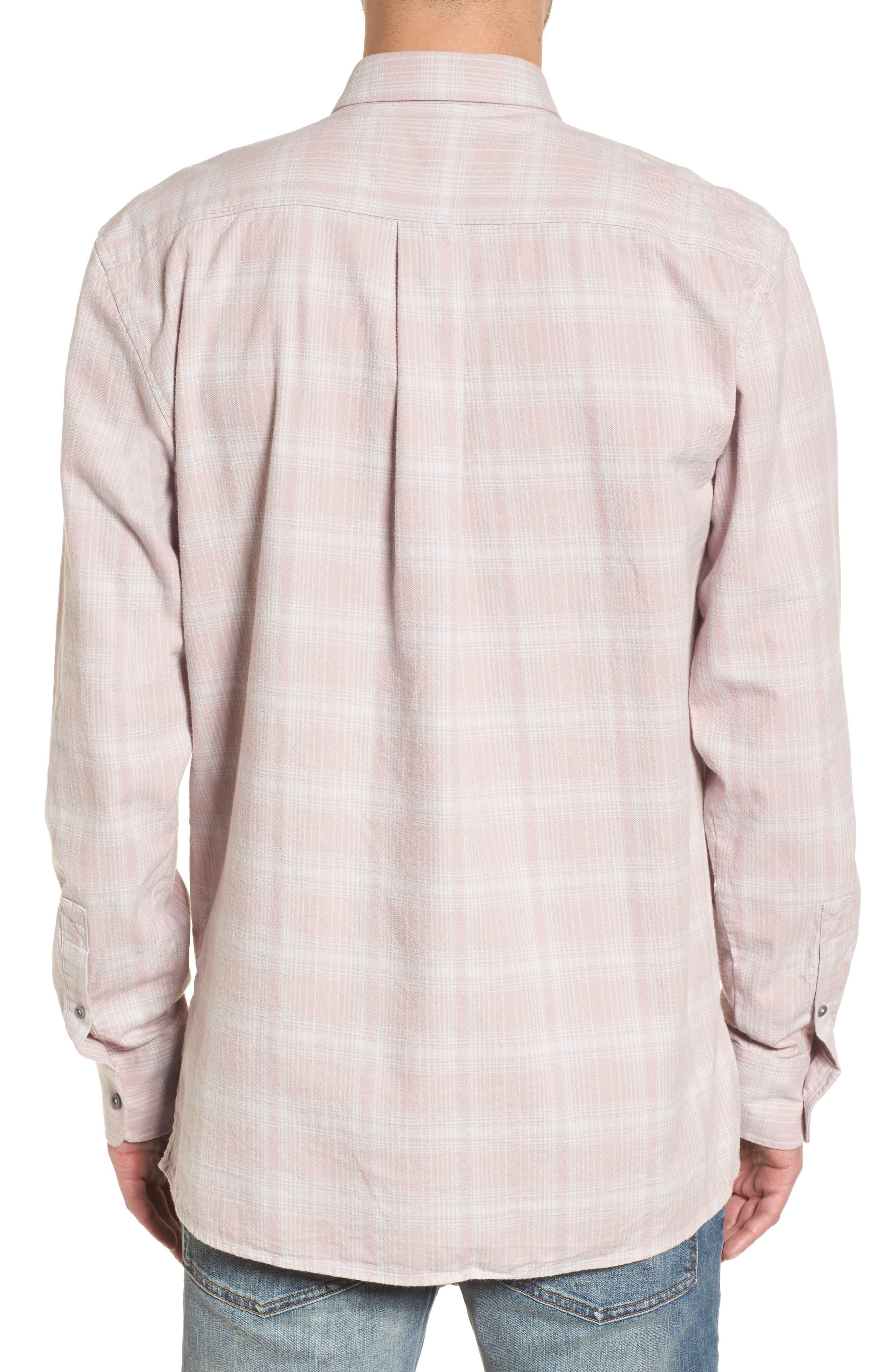 Flannel Box Shirt,                             Alternate thumbnail 4, color,