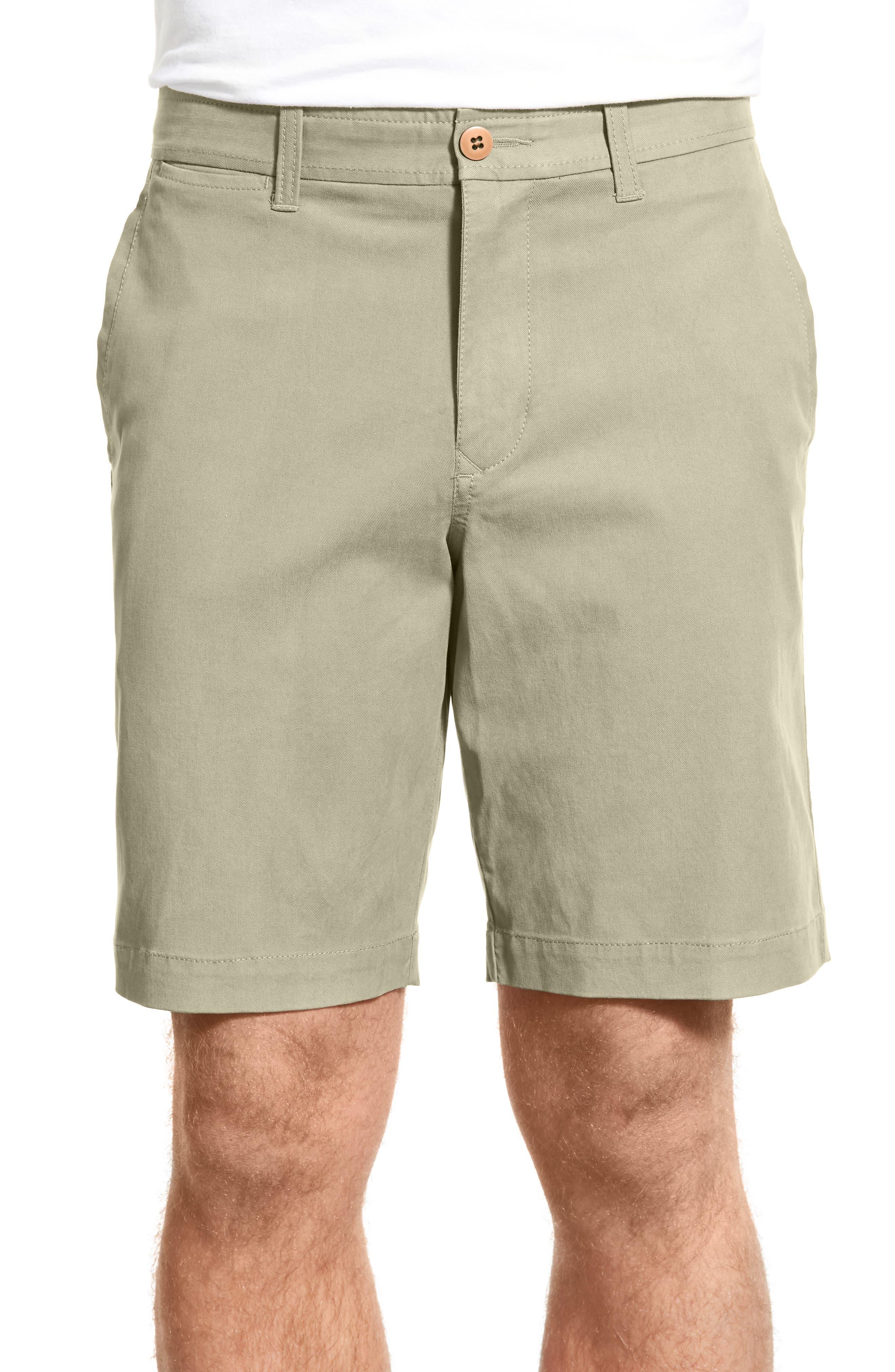 'Offshore' Flat Front Shorts,                             Main thumbnail 6, color,
