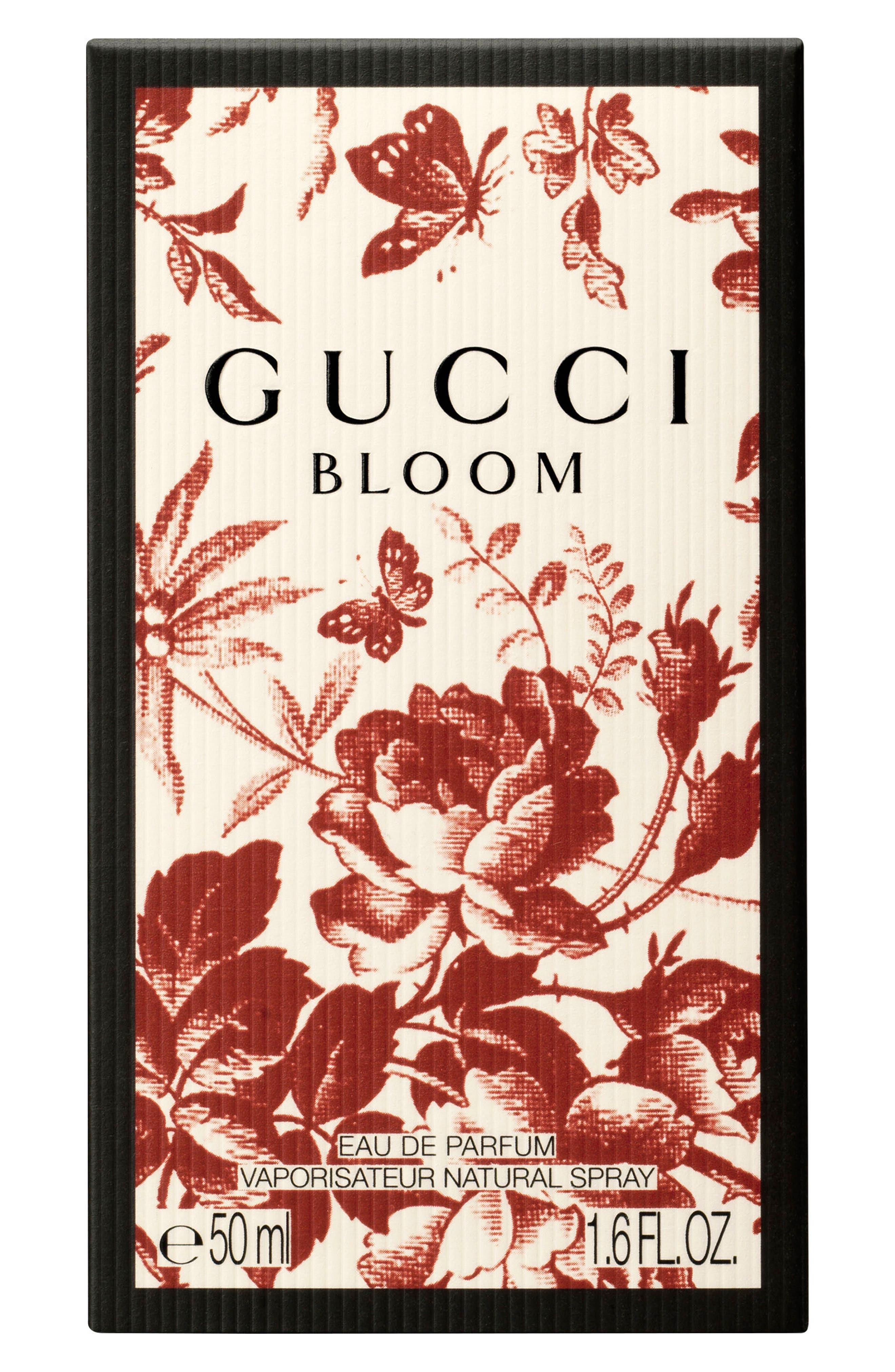 GUCCI,                             Bloom Eau de Parfum,                             Alternate thumbnail 4, color,                             NO COLOR