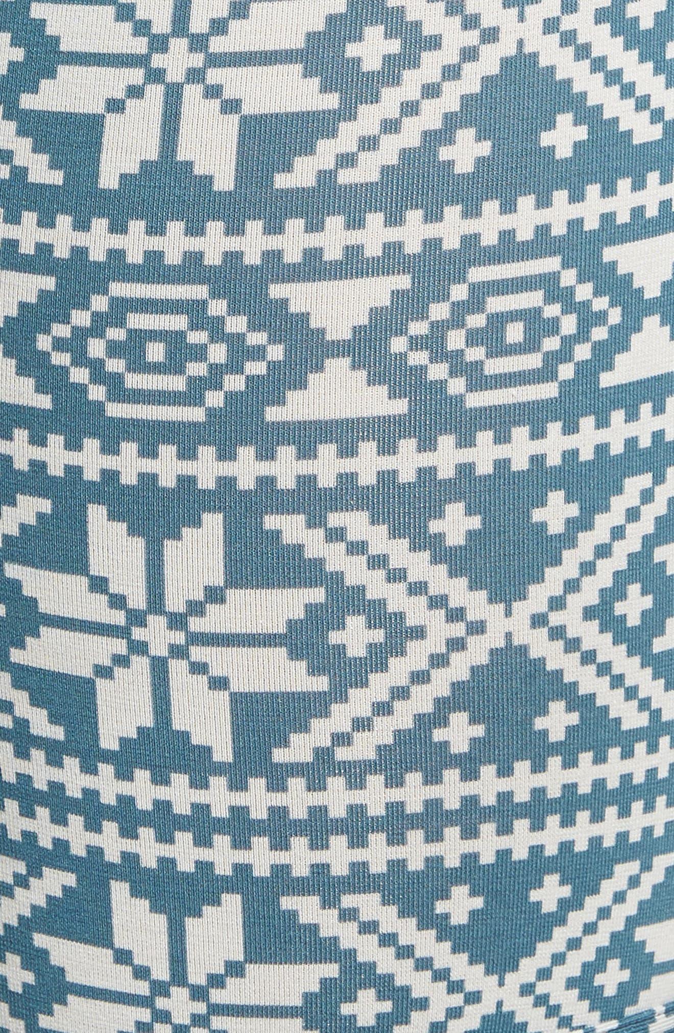Cool Cotton Nordic Boxer Briefs,                             Alternate thumbnail 5, color,                             BALSAM