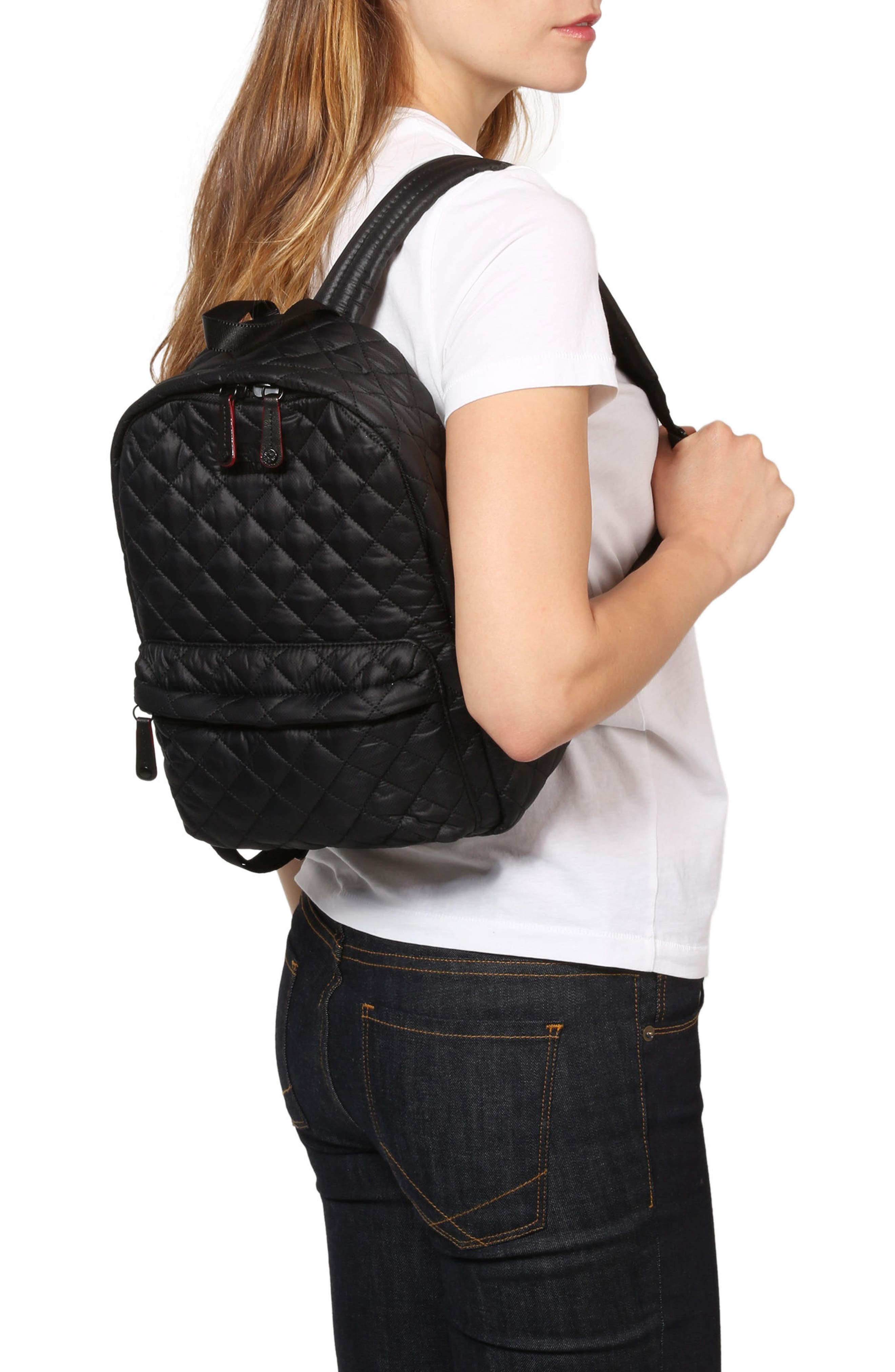 Small Metro Backpack,                             Alternate thumbnail 18, color,