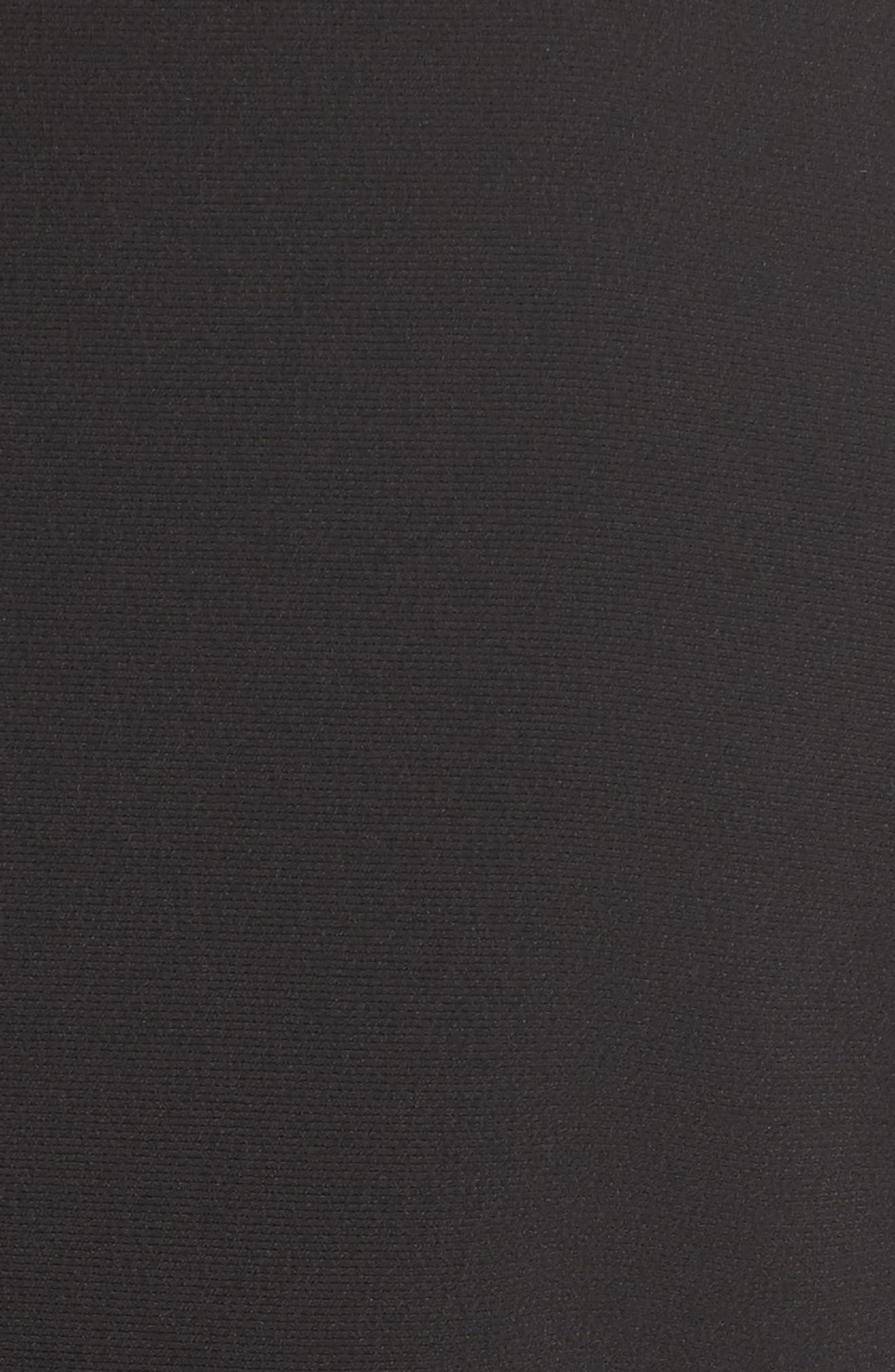 Jisuneri Crop Blazer,                             Alternate thumbnail 6, color,                             001