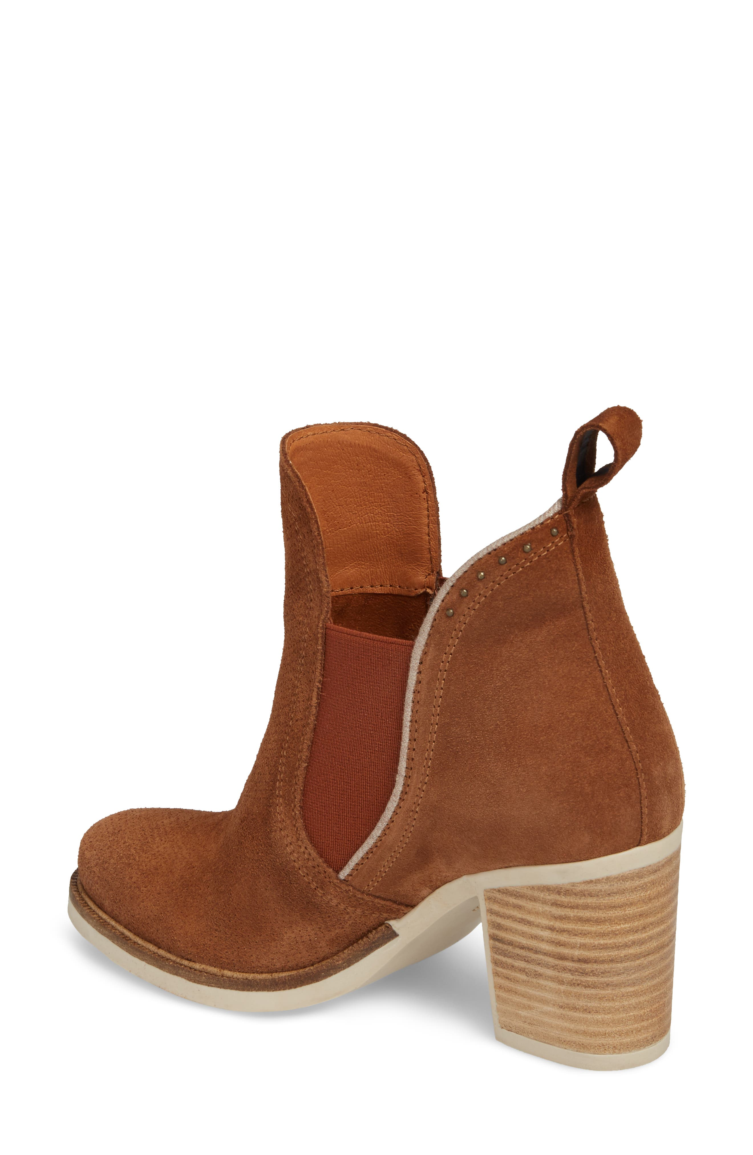 Breves Boot,                             Alternate thumbnail 2, color,                             WHISKY/ BEIGE SUEDE