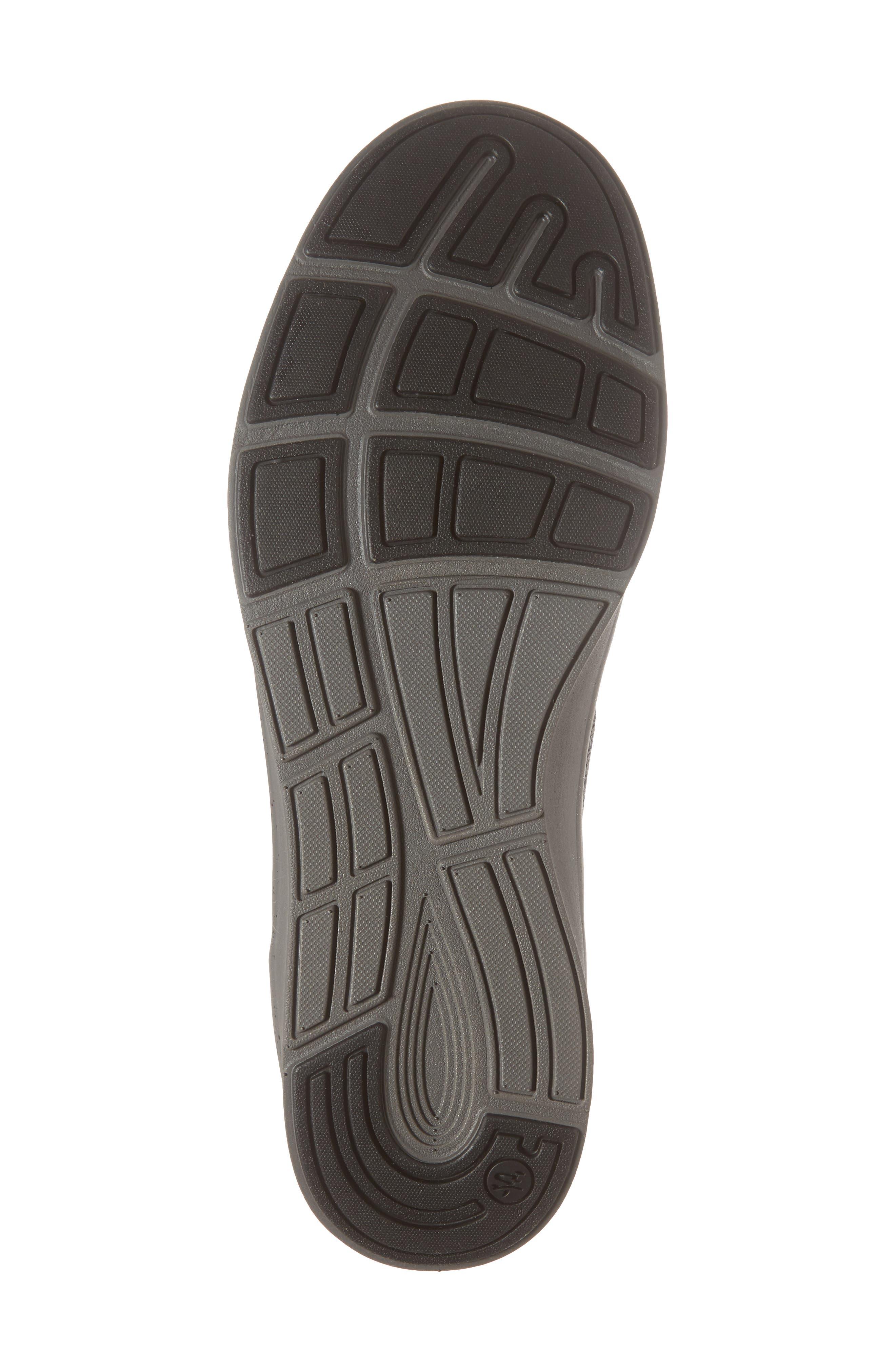 Worldwide Stuart MX Sneaker,                             Alternate thumbnail 6, color,                             BLACK