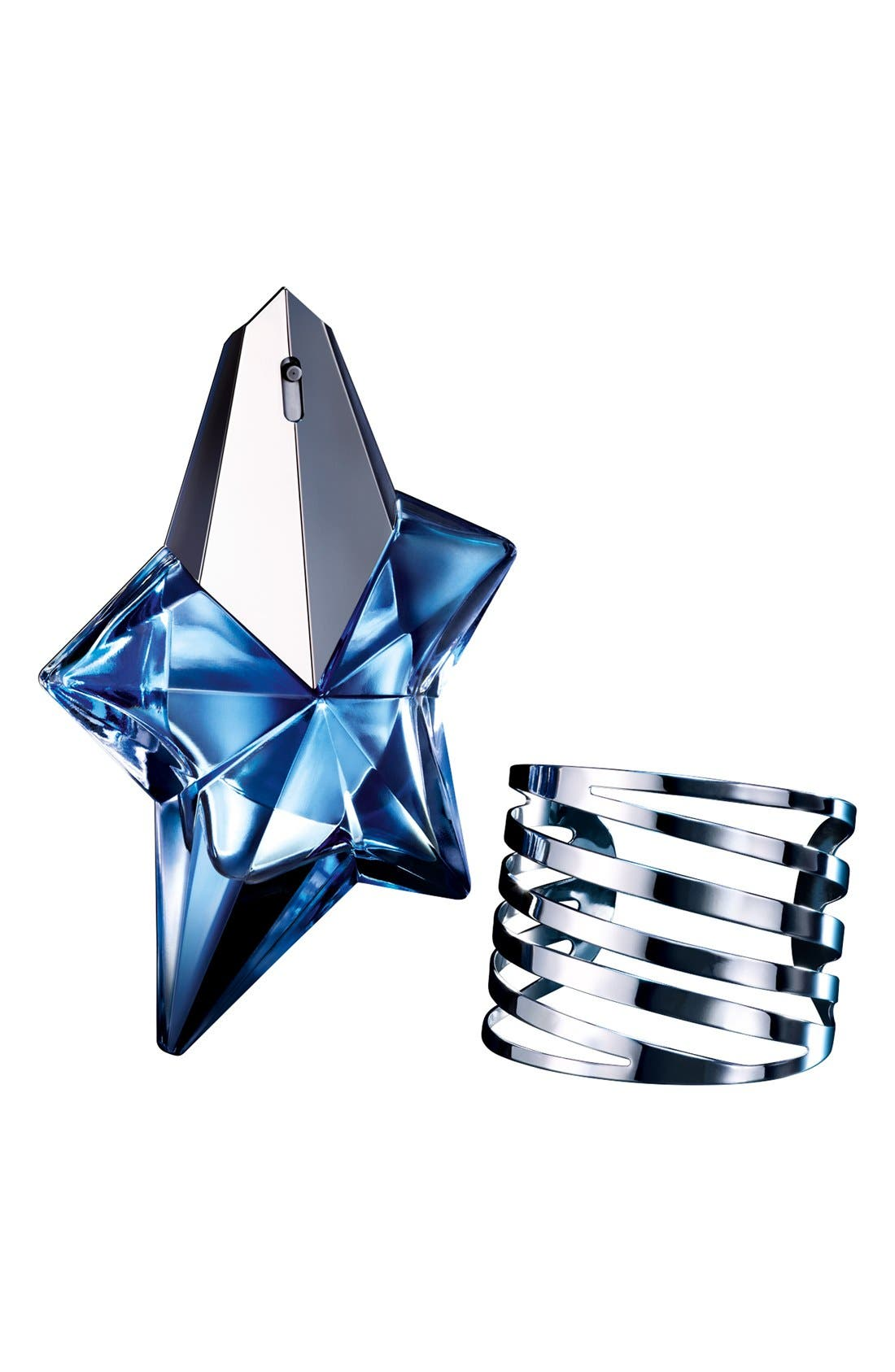 Angel by Thierry Mugler Eau de Parfum & Silver Cuff,                             Main thumbnail 1, color,                             000