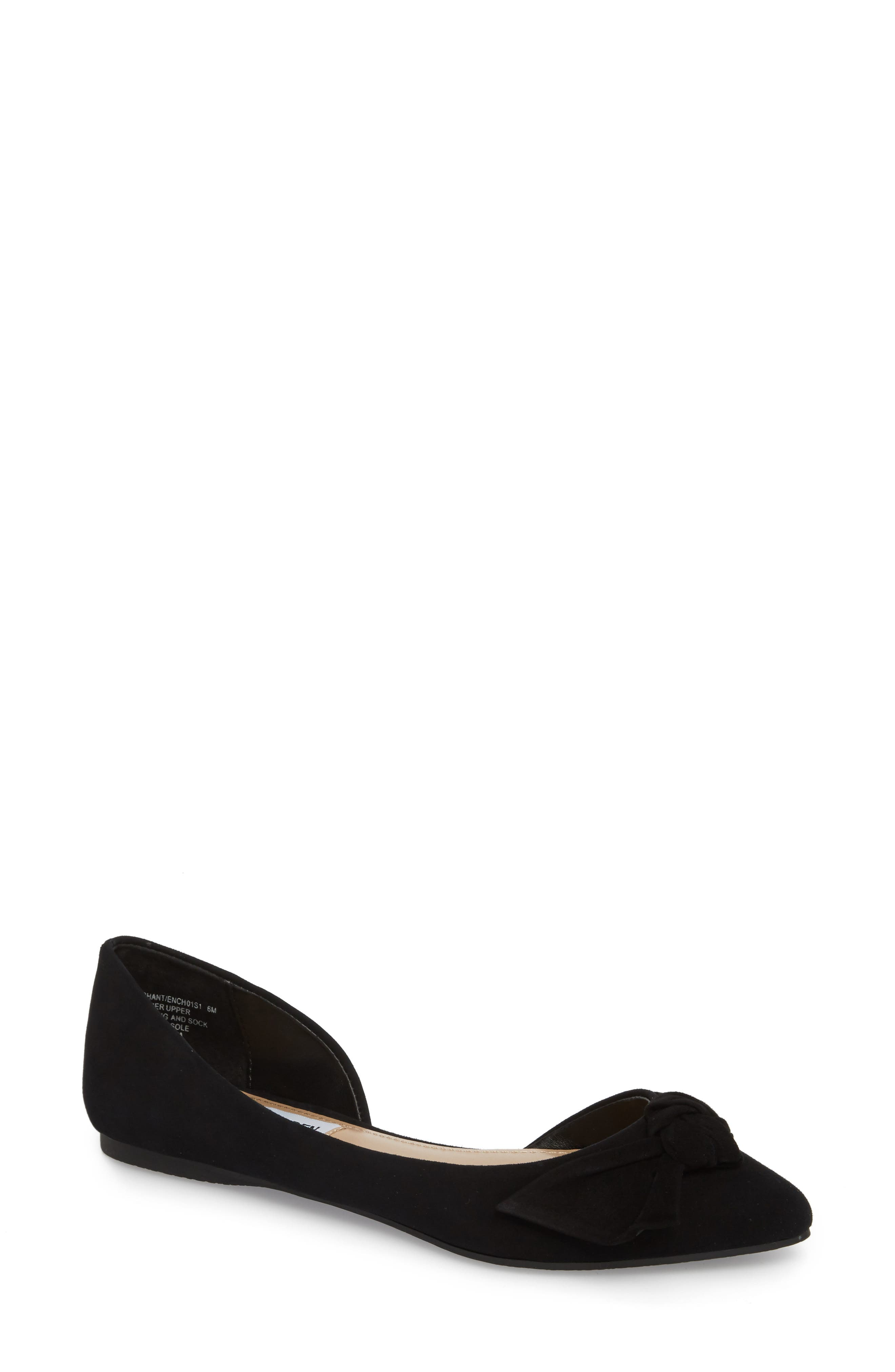 STEVE MADDEN Enchant Flat, Main, color, 006