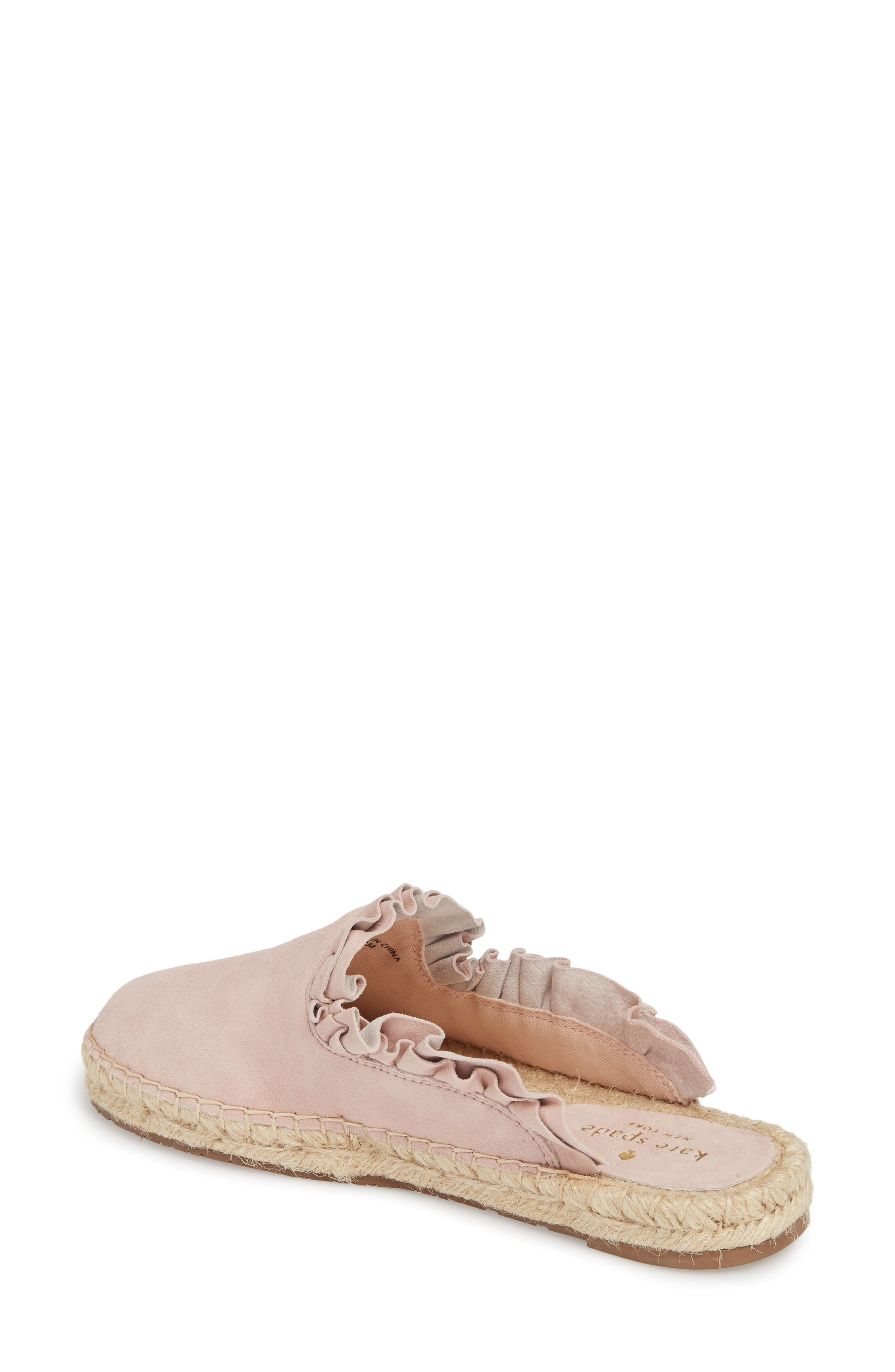 laila espadrille mule,                             Alternate thumbnail 8, color,