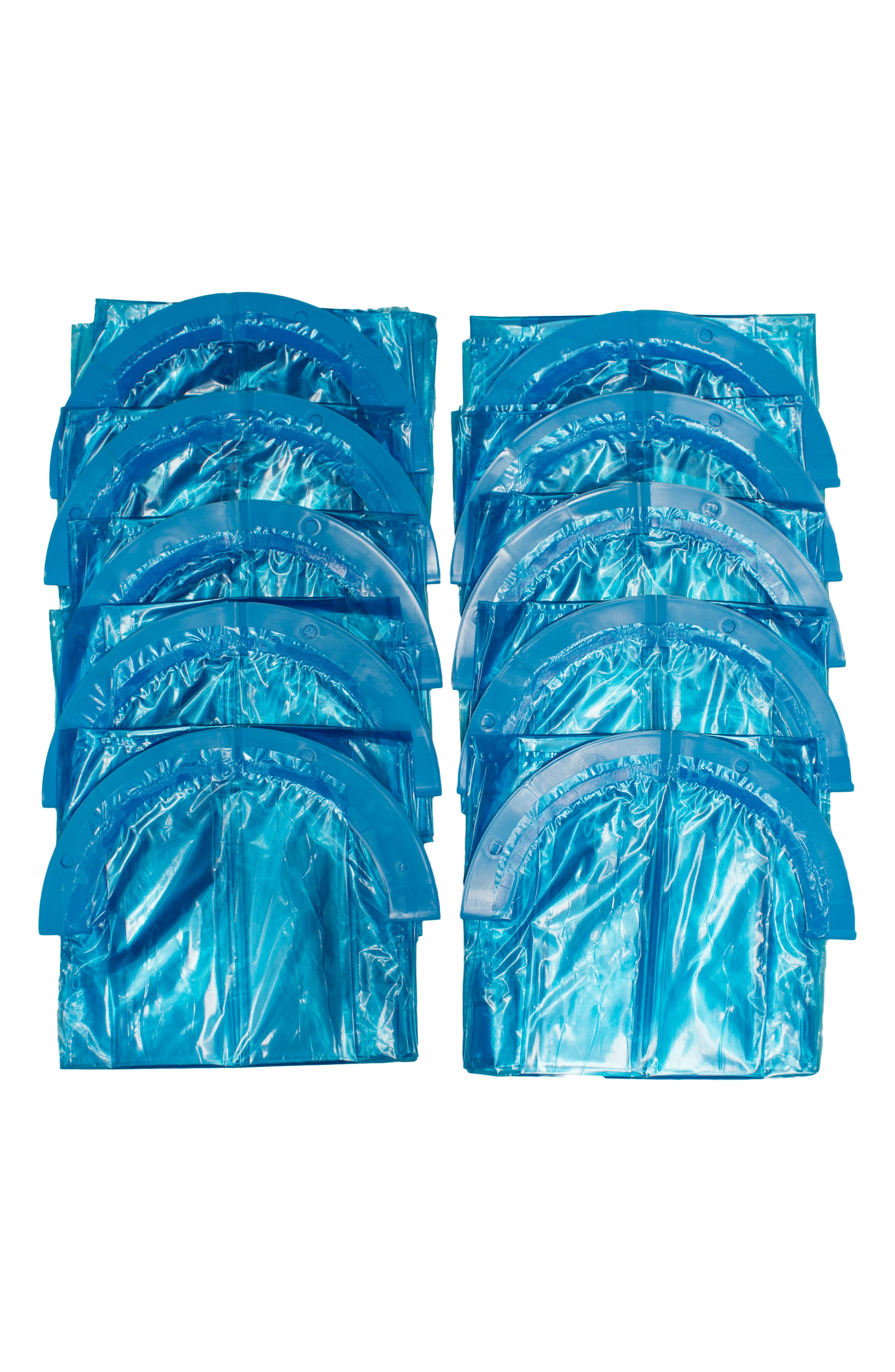 Twist'r Diaper Disposal System Set of 10 Refill Bags,                         Main,                         color, 100