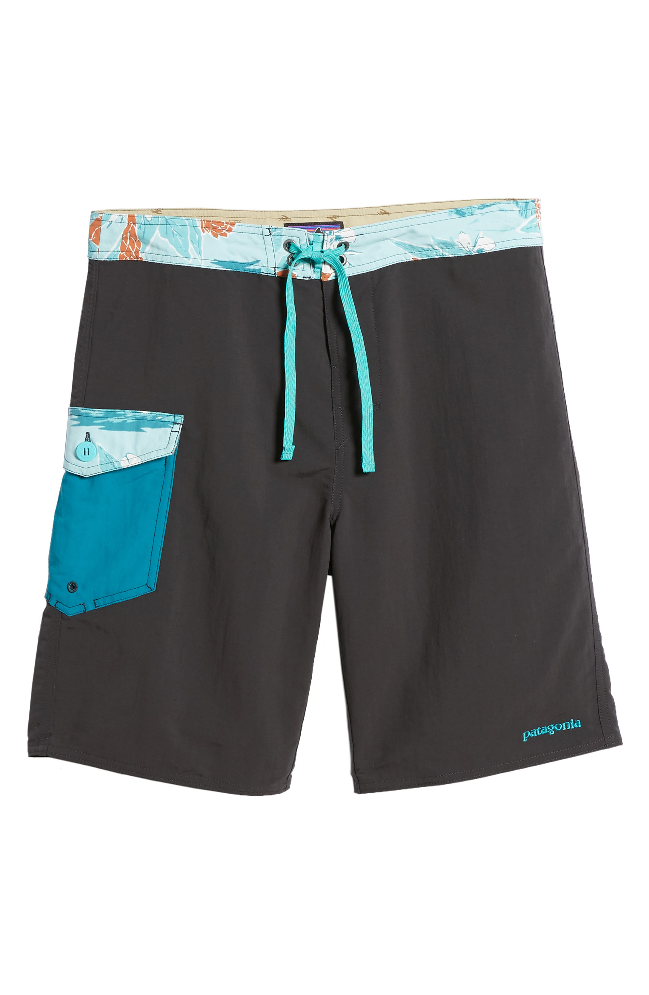 Wavefarer Board Shorts,                             Alternate thumbnail 6, color,                             001