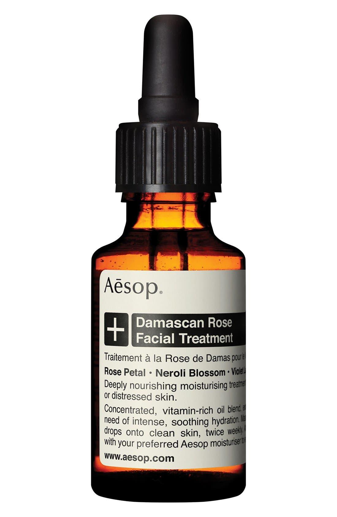 Damascan Rose Facial Treatment,                             Main thumbnail 1, color,                             NONE