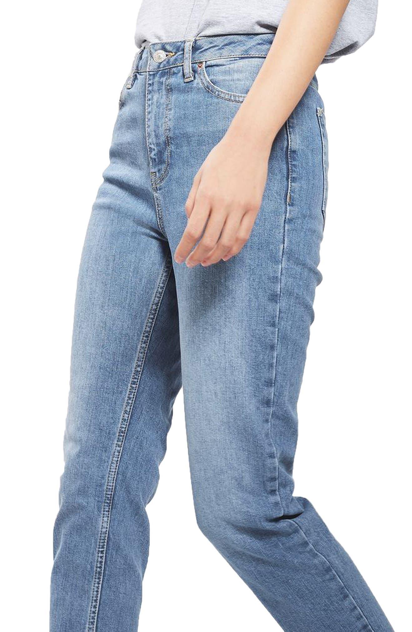 Orson Slim Fit Jeans,                             Alternate thumbnail 3, color,                             400
