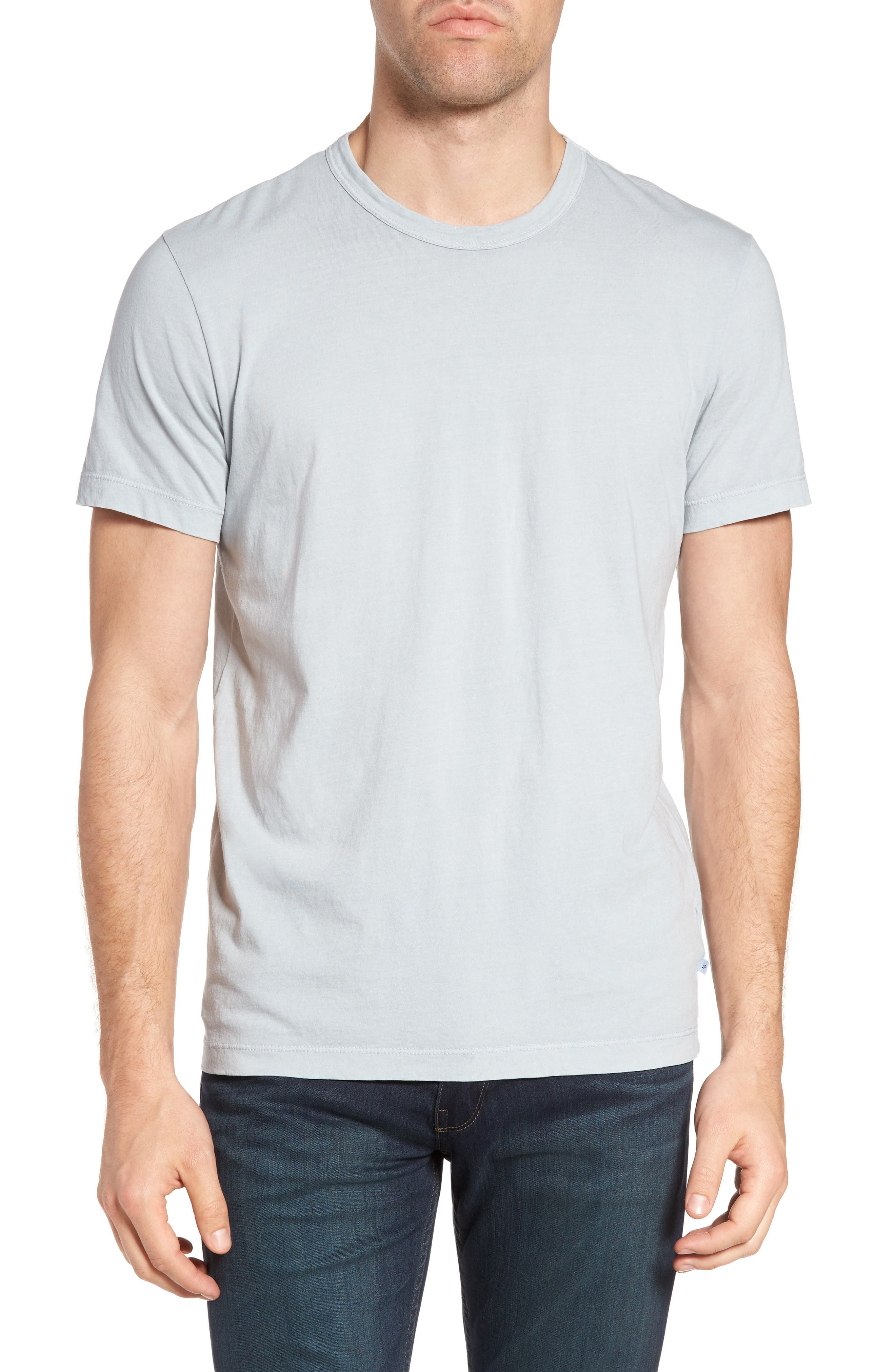 Crewneck Jersey T-Shirt,                             Alternate thumbnail 194, color,